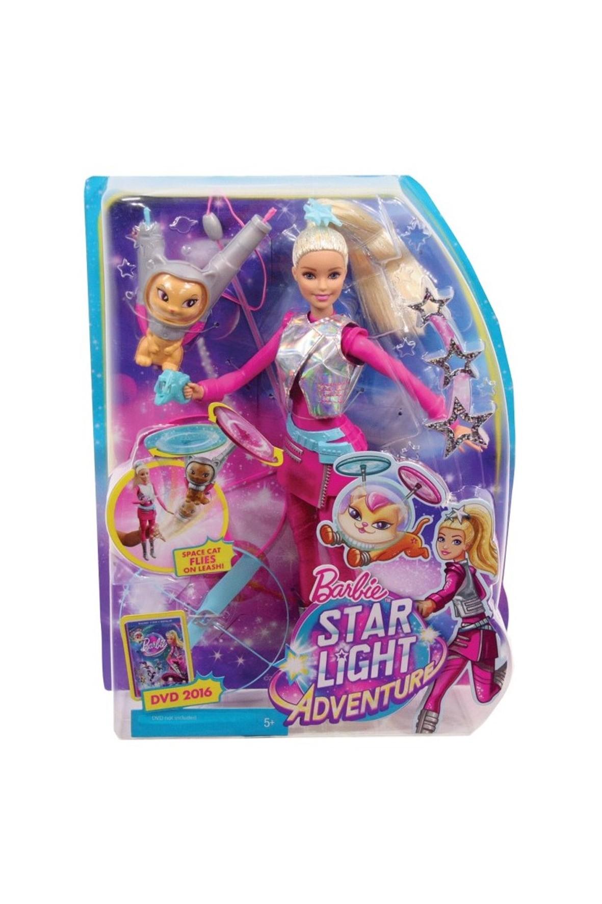 Barbie z latającym kotkiem