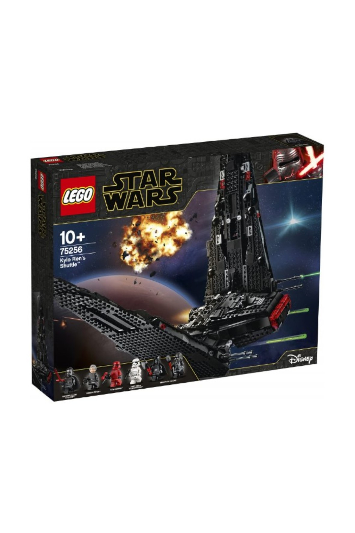 LEGO® Star Wars™  75256 - 1005 elementów wiek 10+