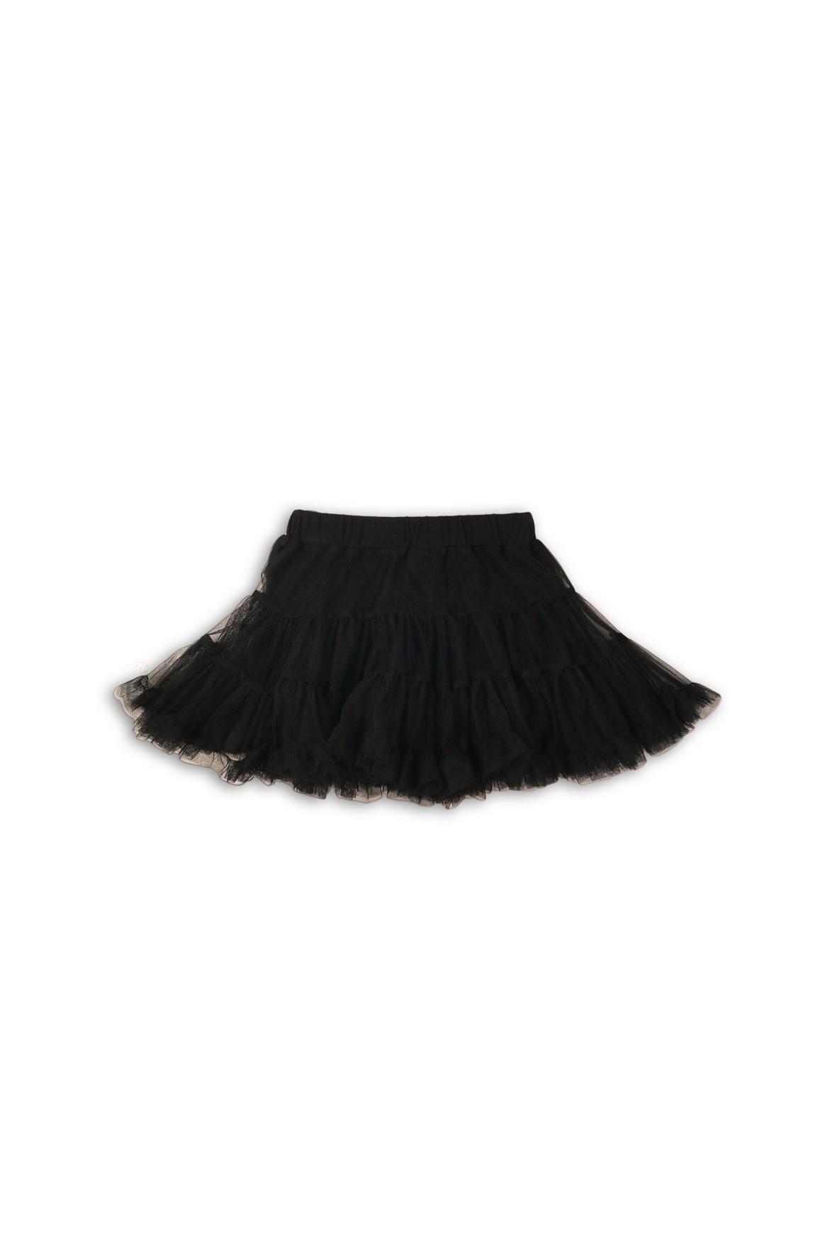 Spódnica tiulowa z falbankami