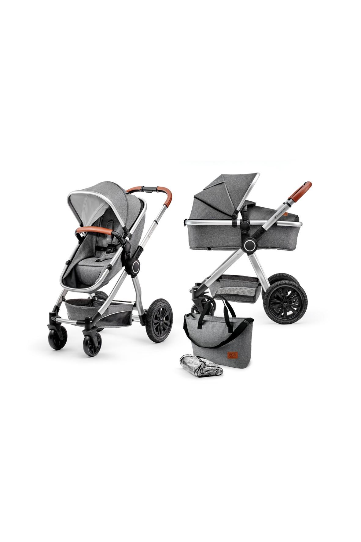 Wózek wielofunkcyjny dla dziecka 2w1 VEO KinderKraft