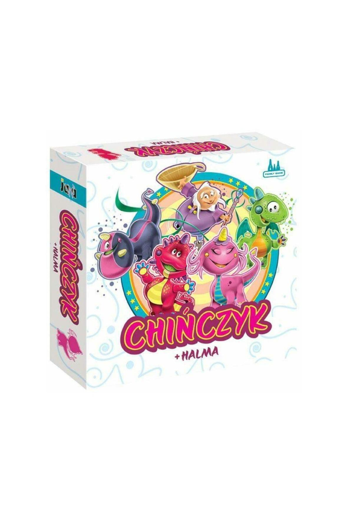 Warcaby / Młynek-gra logiczna