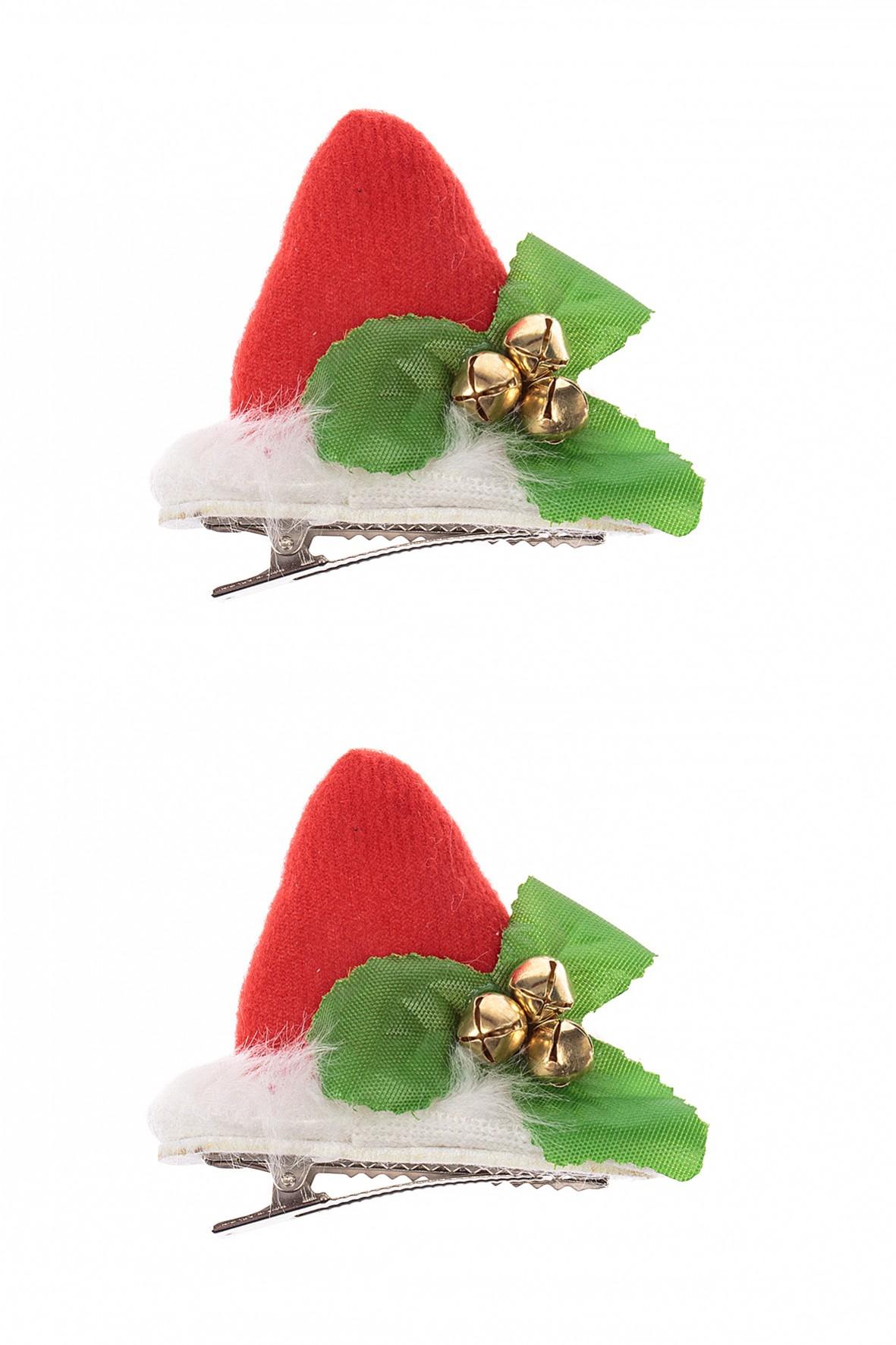 Spinki do włosów- świąteczne 2szt