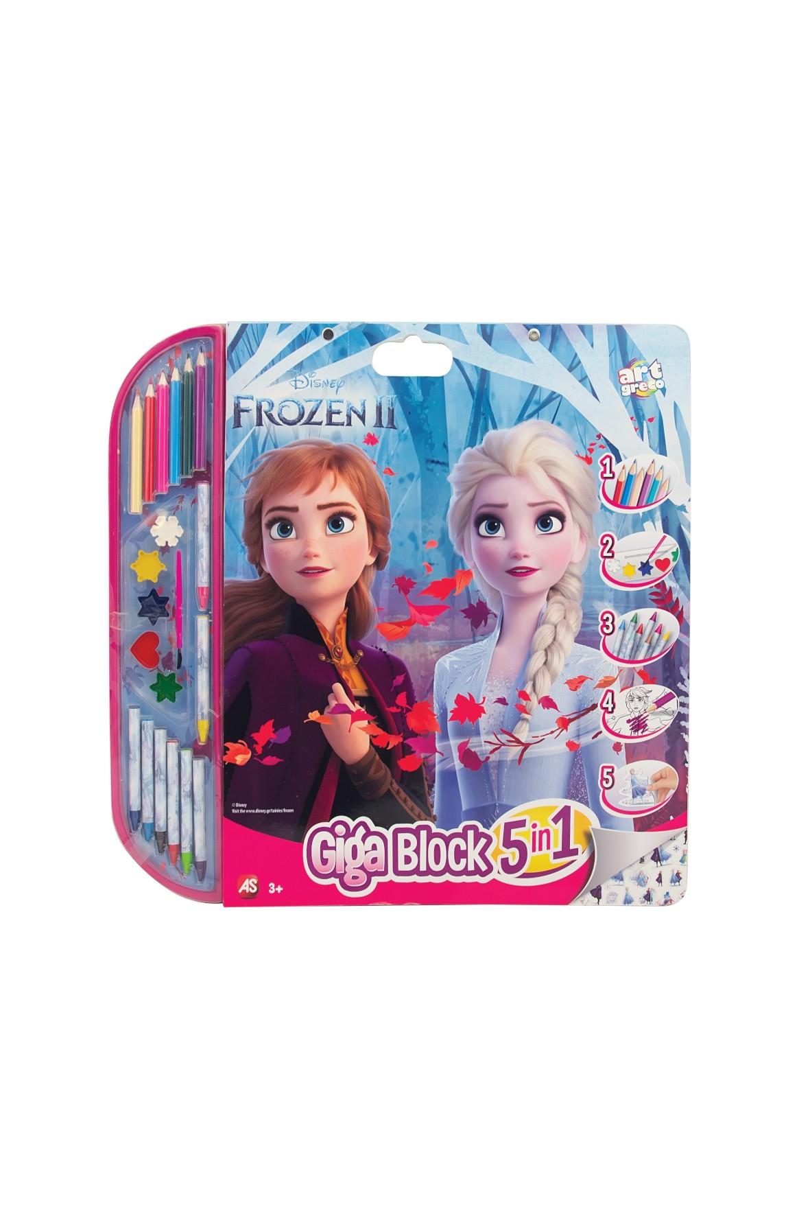 Zestaw artystyczny Frozen 2