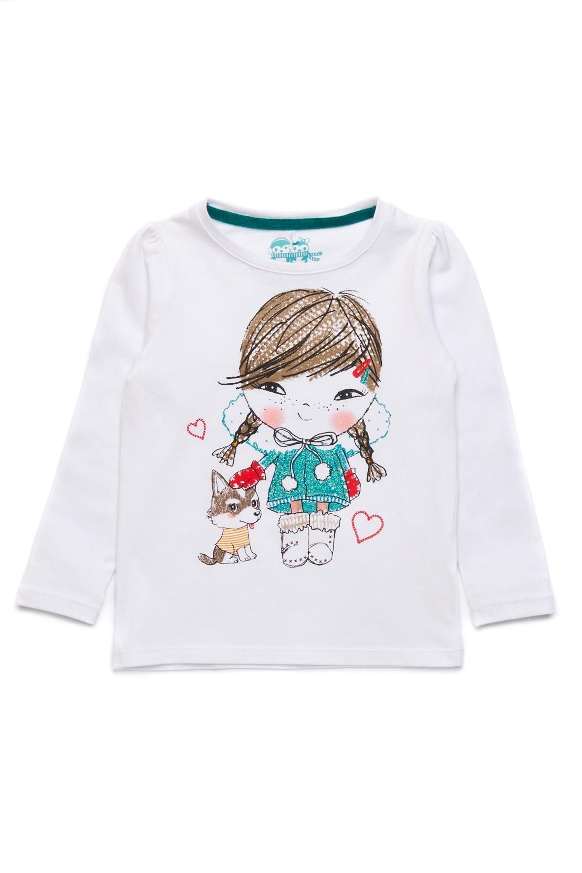 Bluzka Dziewczęca 3H2760