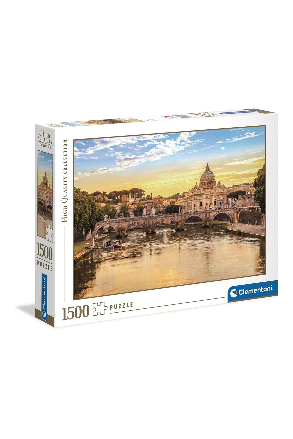 Puzzle Rzym Clementoni 31819 - 1500 elementów