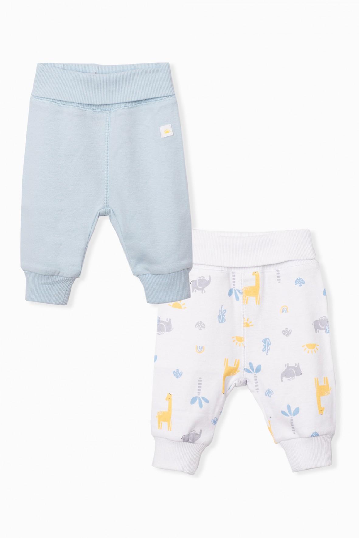 Półśpiochy niemowlęce 2 pak - wyprawka dla noworodka