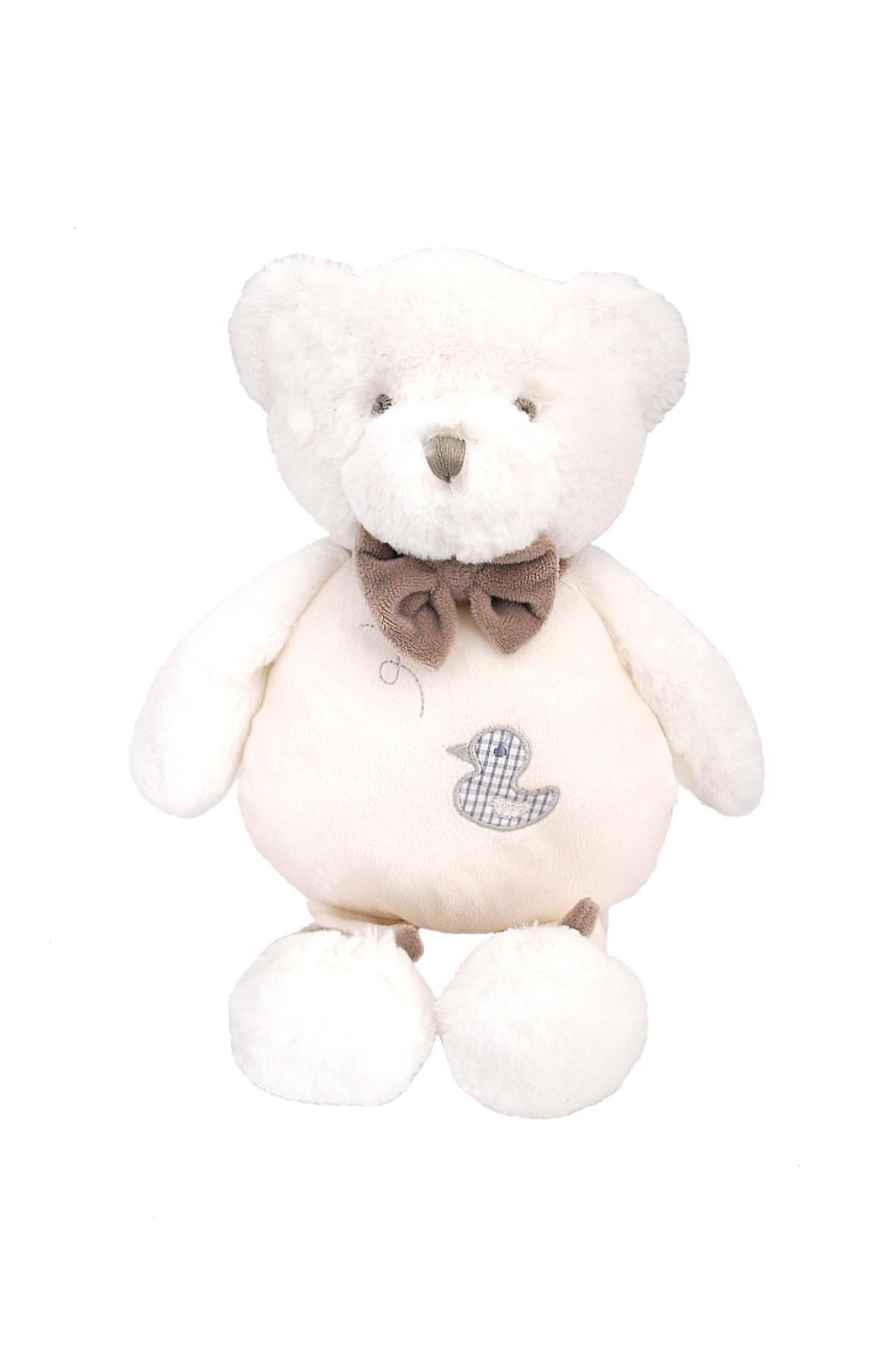 Pluszowa maskotka Miś Berdi biały 20cm