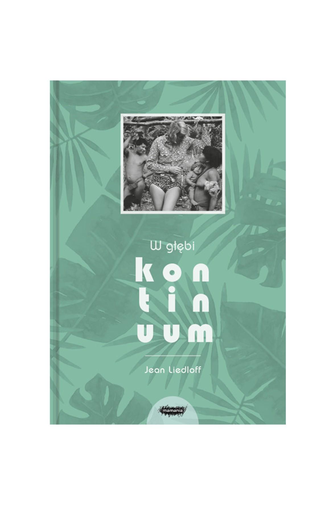 """Książka dla rodziców """"W głębi kontinuum"""""""