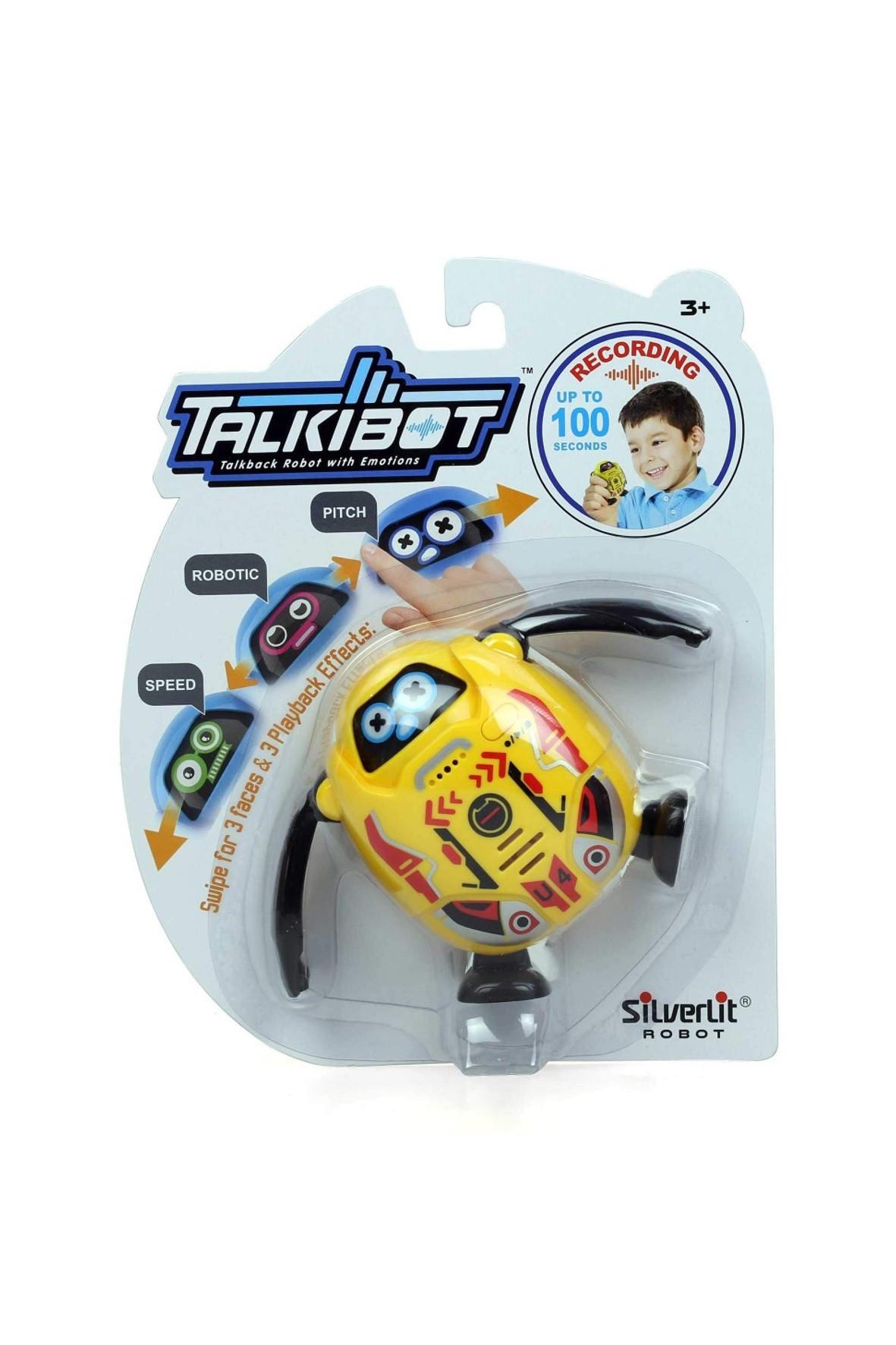 Robot TalkiBot Żółty