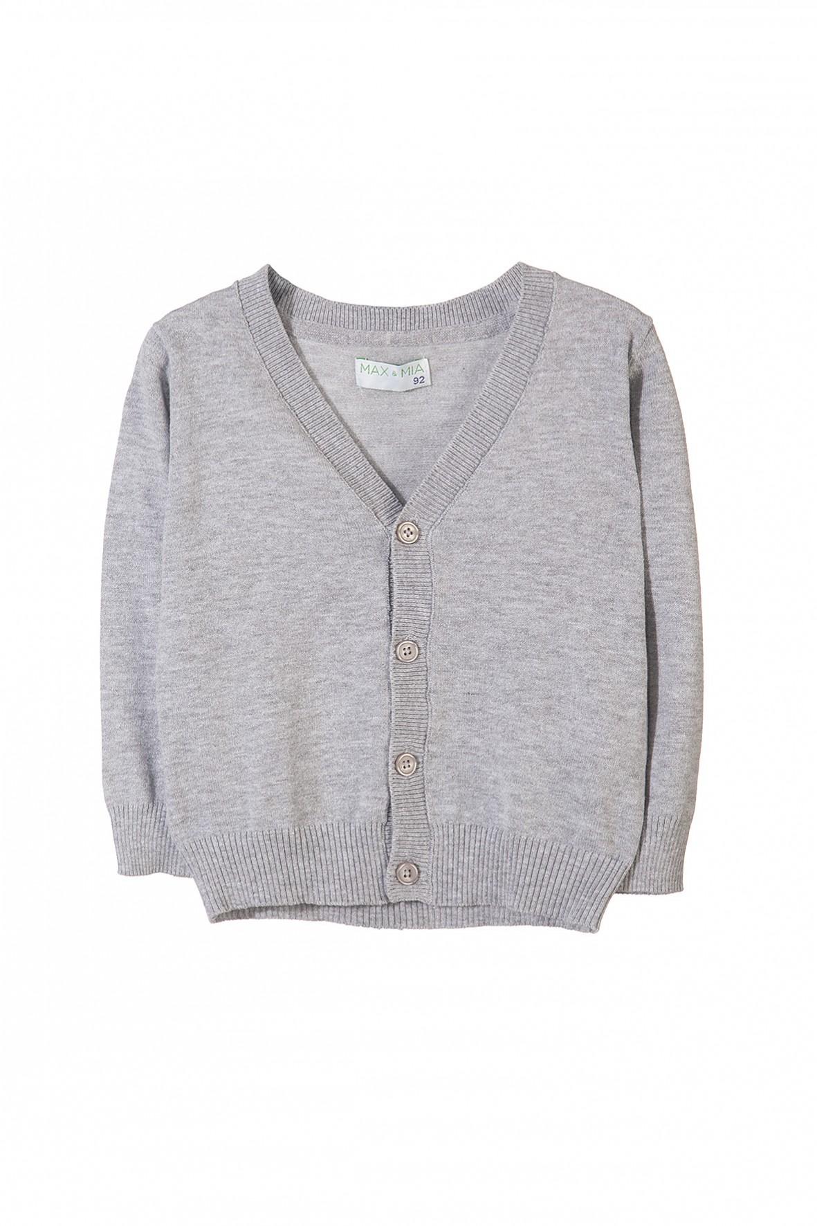 Sweter zapinany na guziki