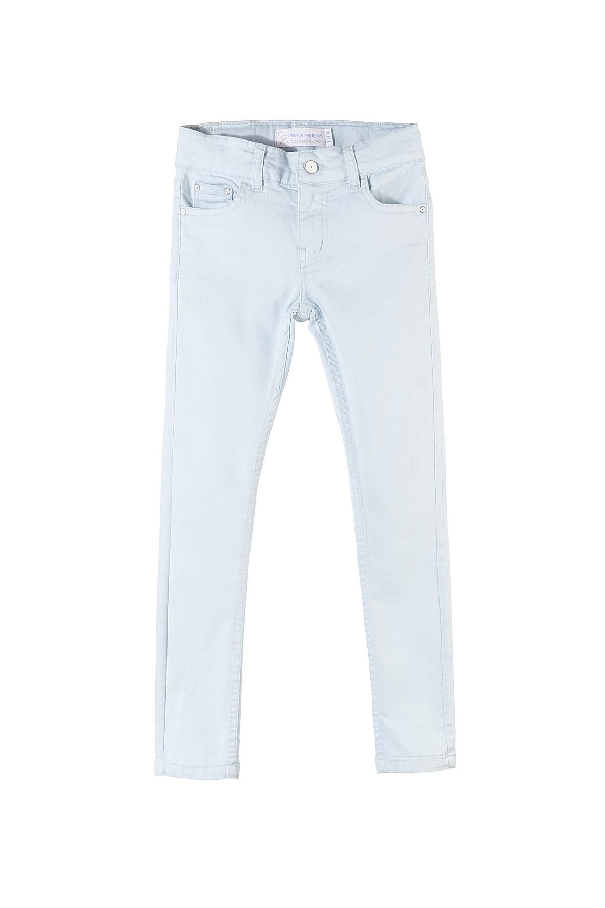 Spodnie dziewczęce 4L3001