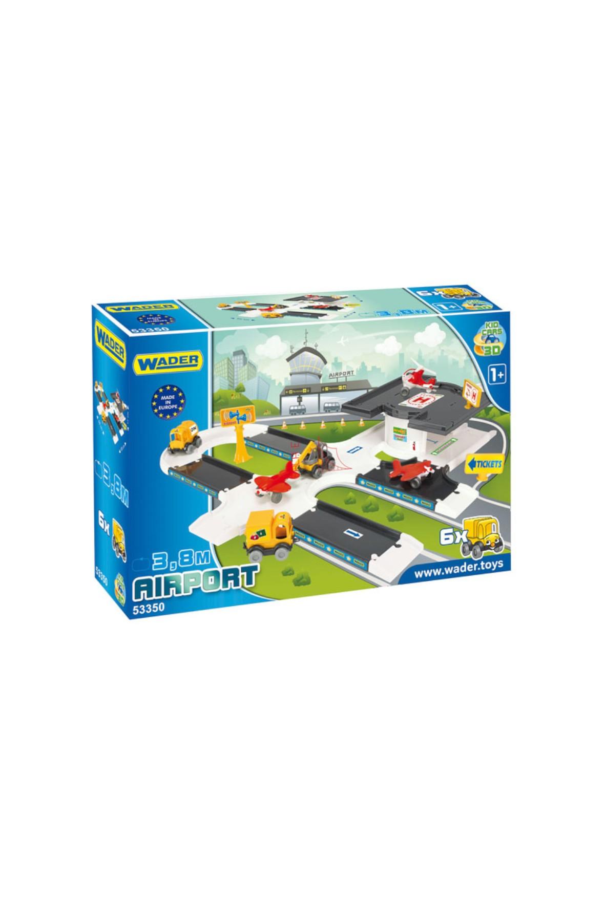 Kid Cars 3d - Baza Lotnicza