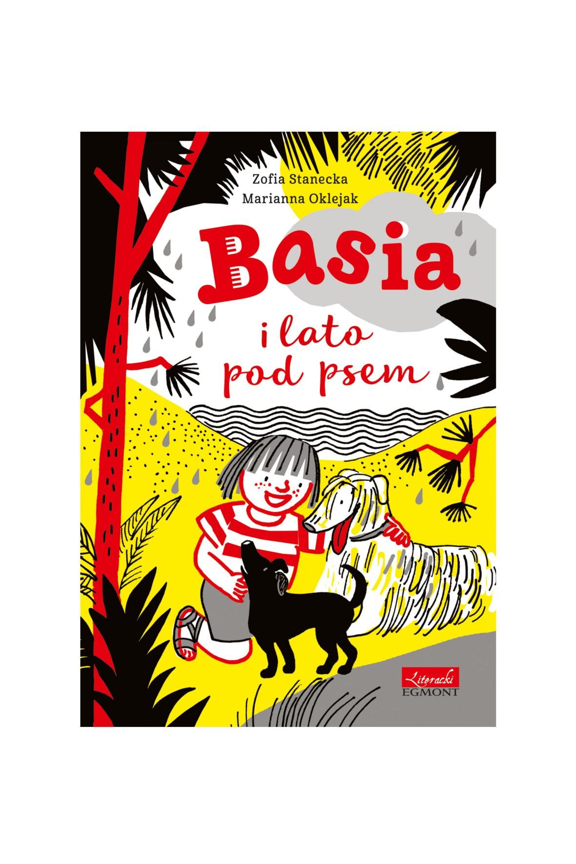 "Książka ""Basia i lato pod psem"""