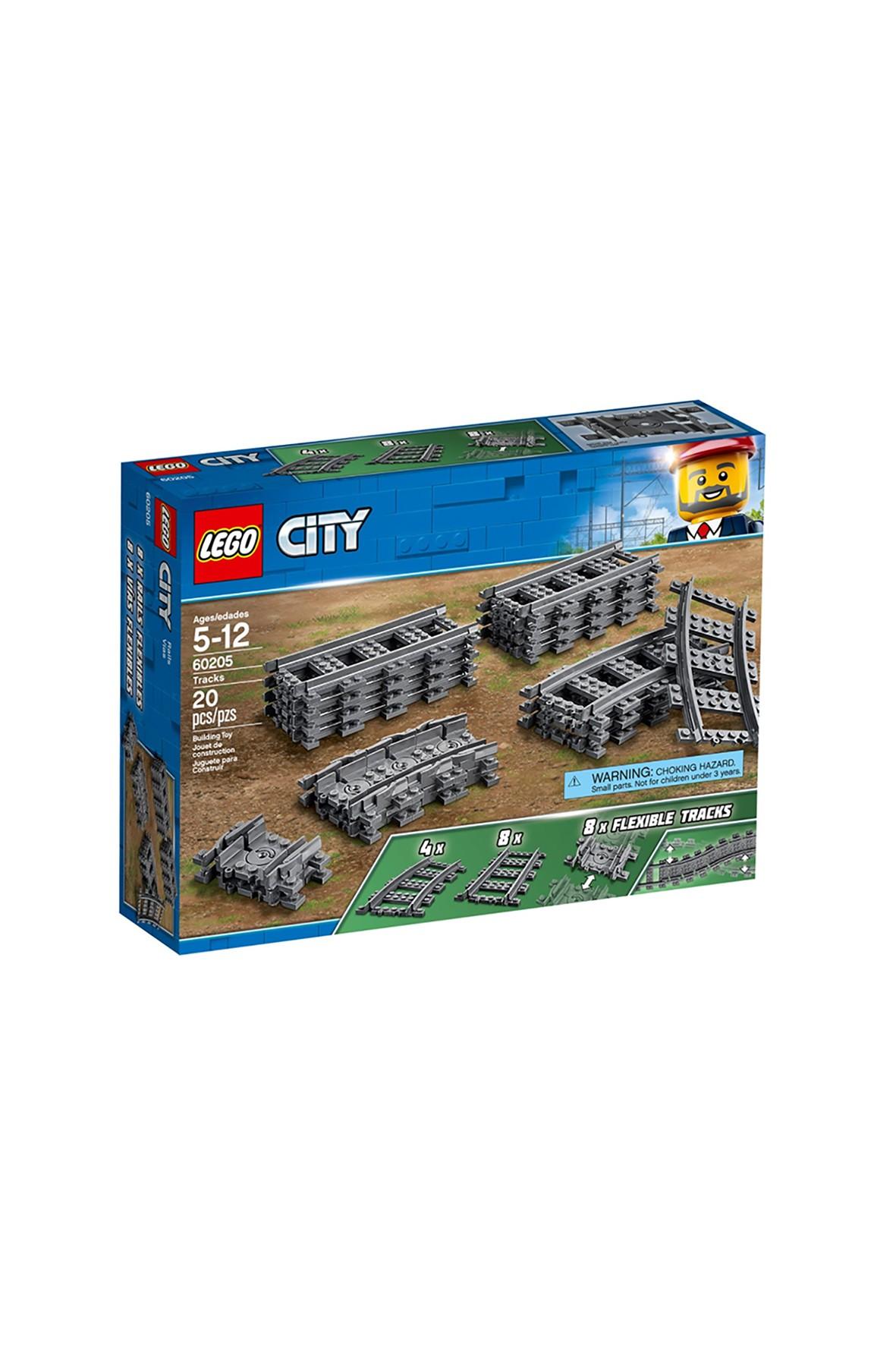LEGO® City 60205 Tory wiek 5-12