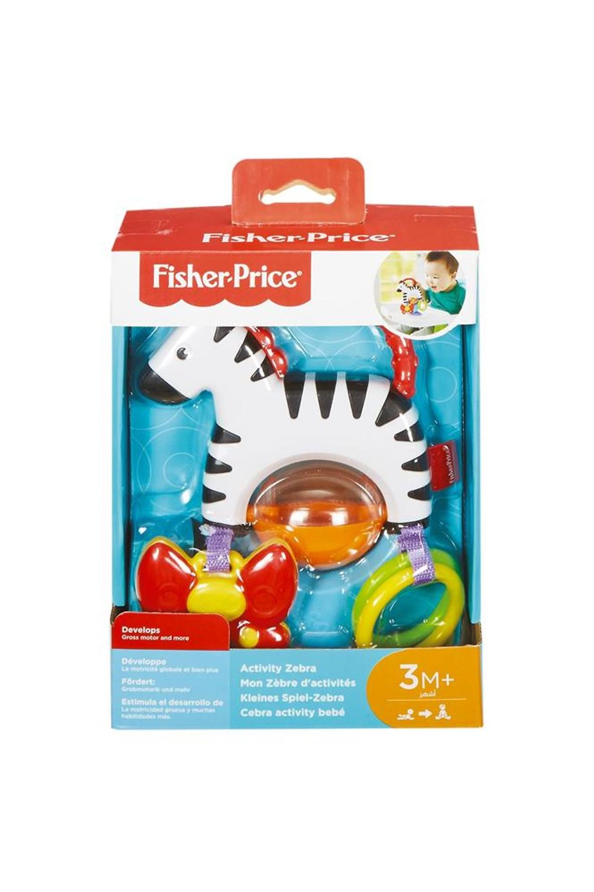 Fisher Price Aktywizująca Zebra