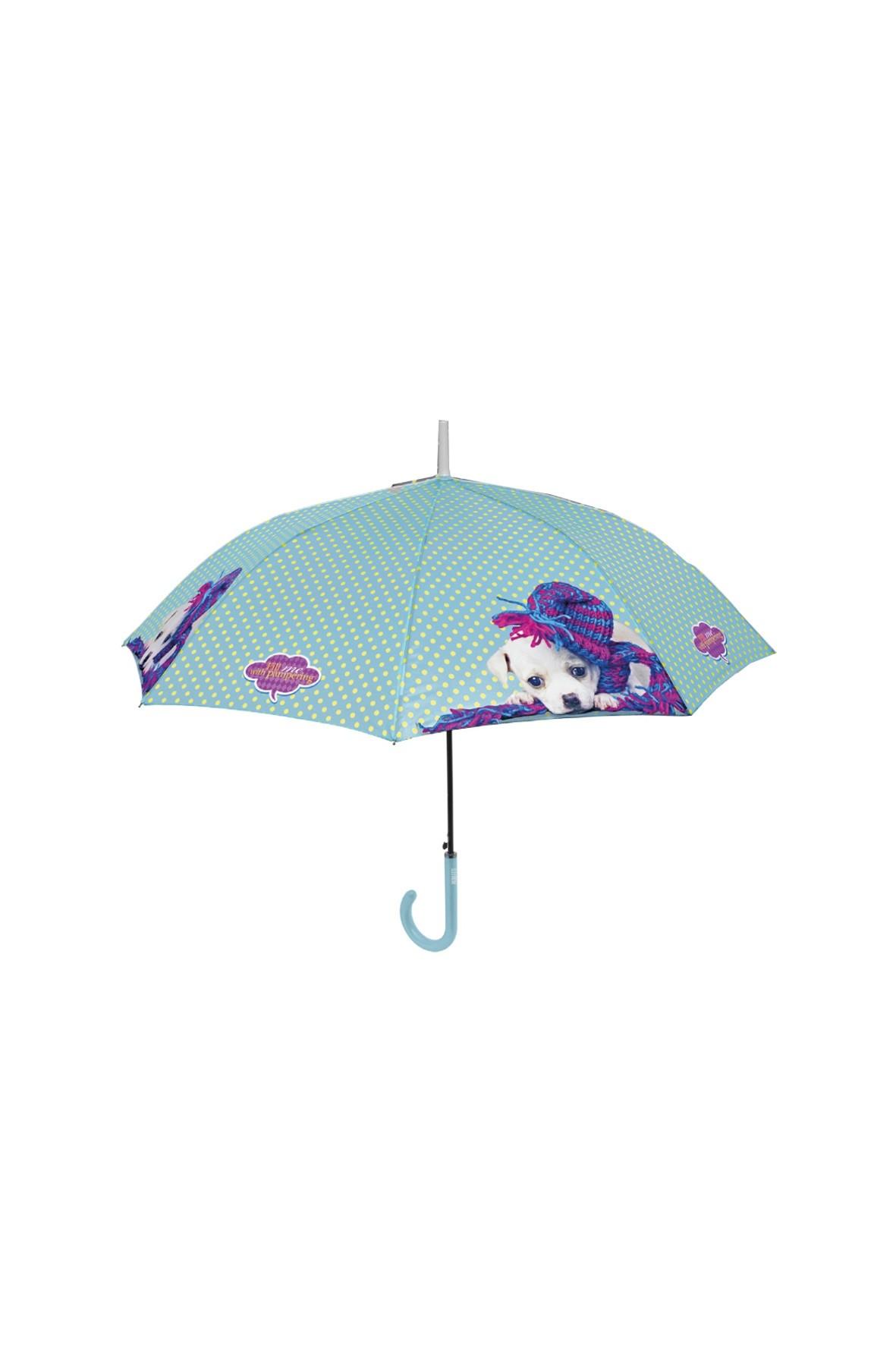 Parasol z psem w kapeluszu Ø 102cm