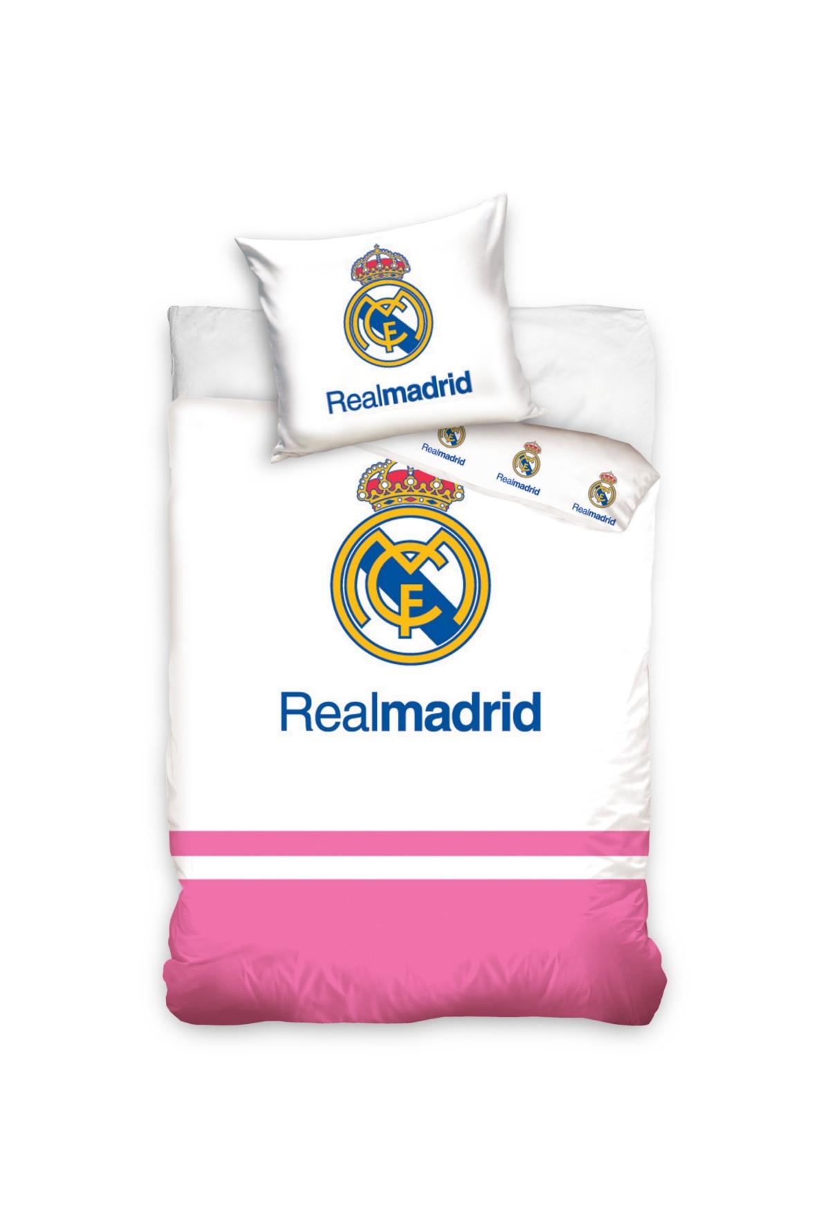 Pościel Real Madryt 100x135 cm