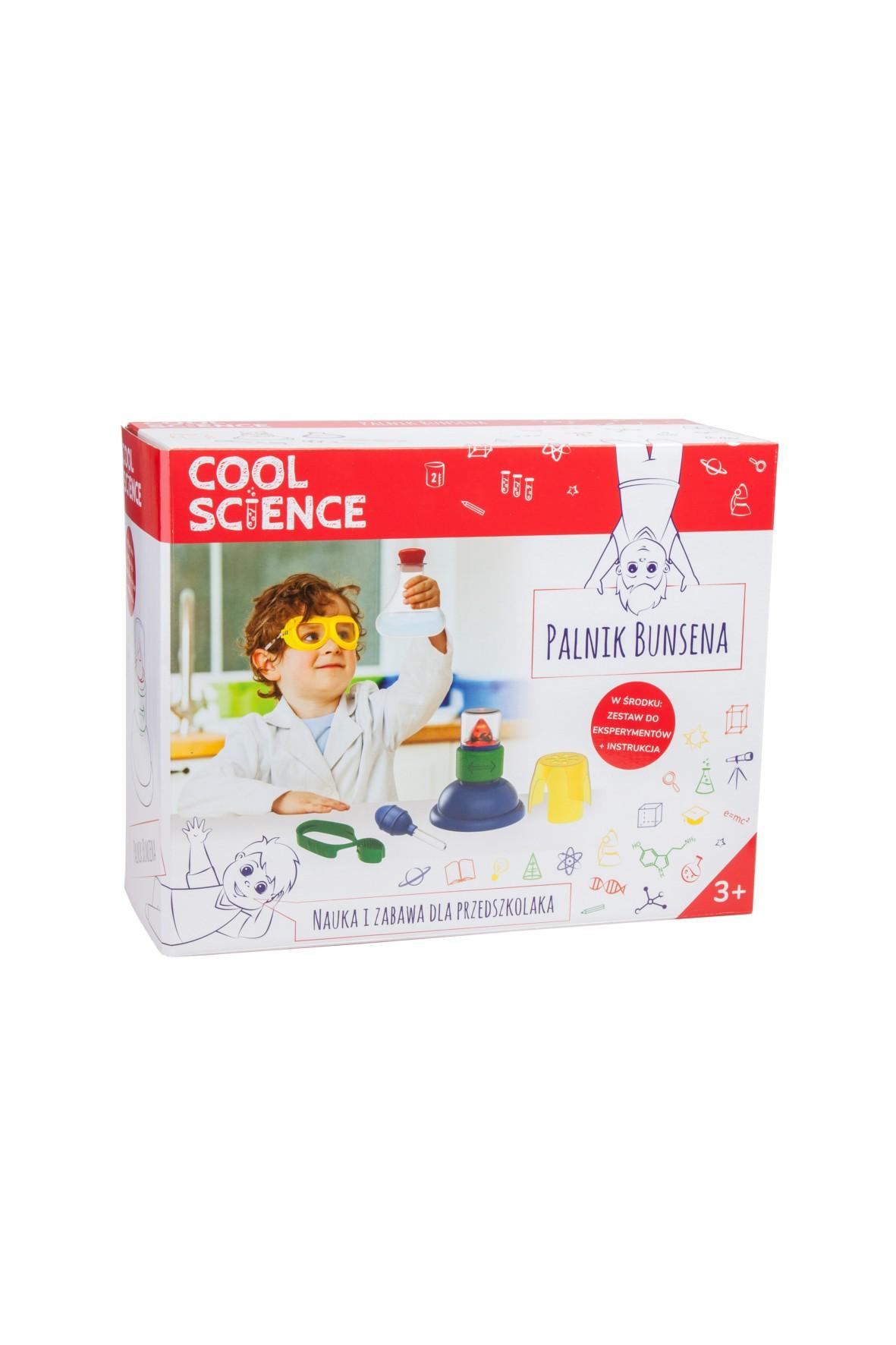Cool Science- Palnik Bunsena