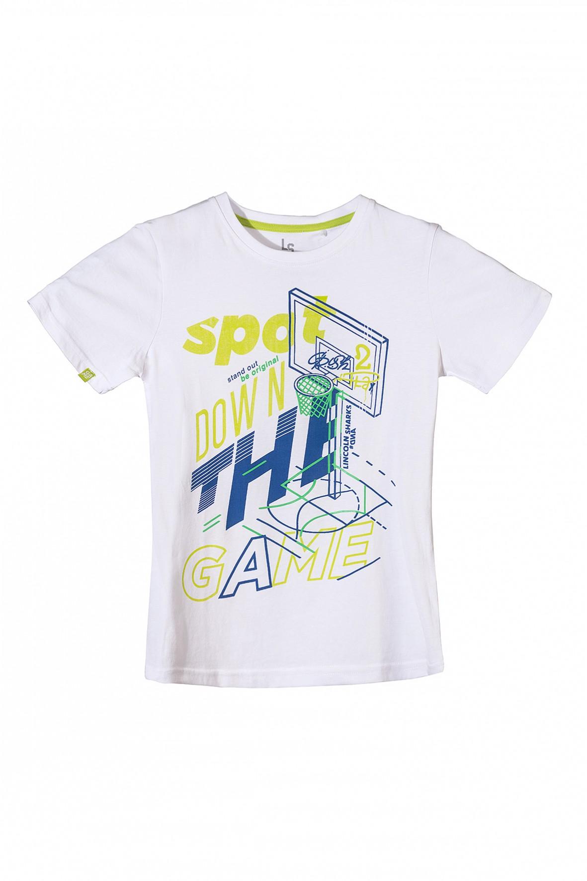 T-shirt chłopięcy 2I3414