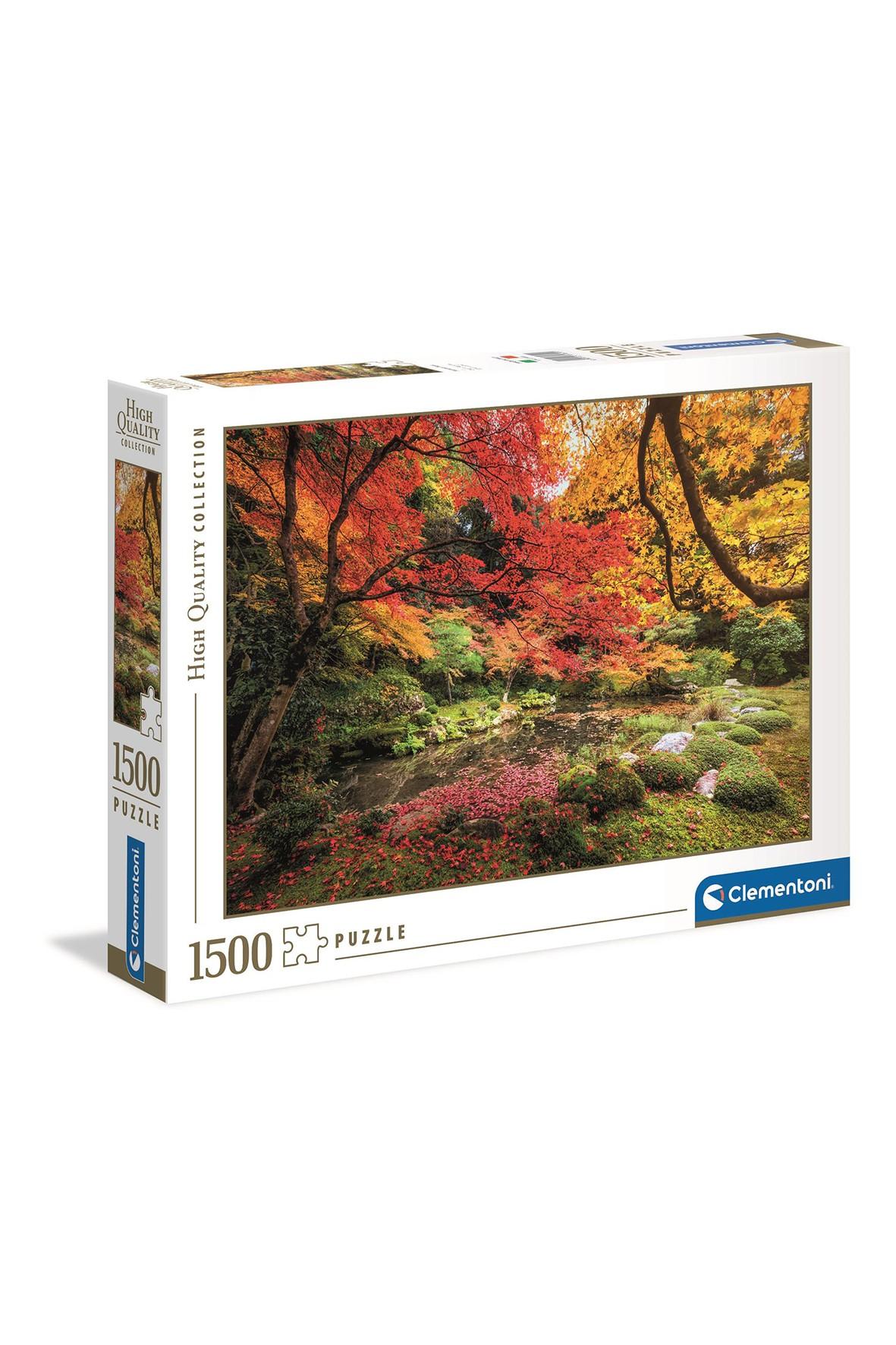 Puzzle Jesienny park -1500 elementów wiek 12+