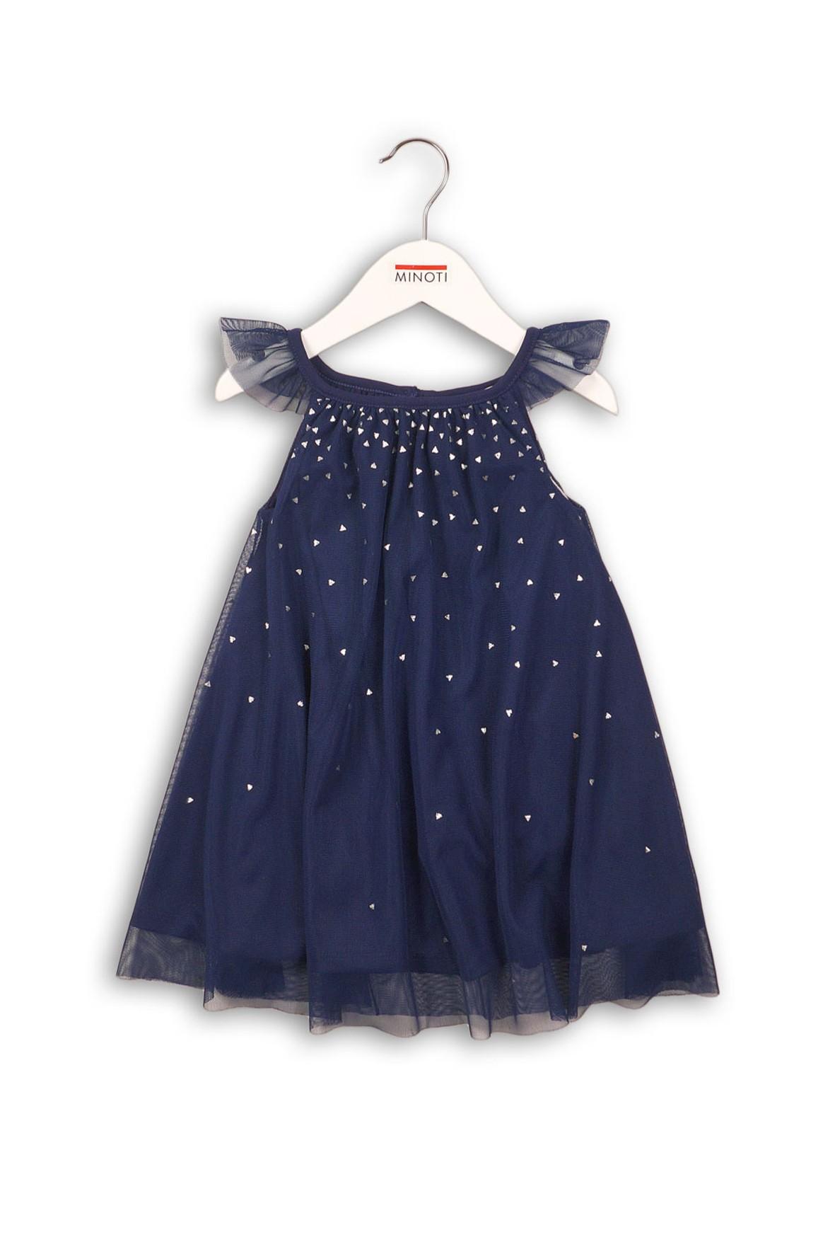 Sukienka dziewczęca tiulowa
