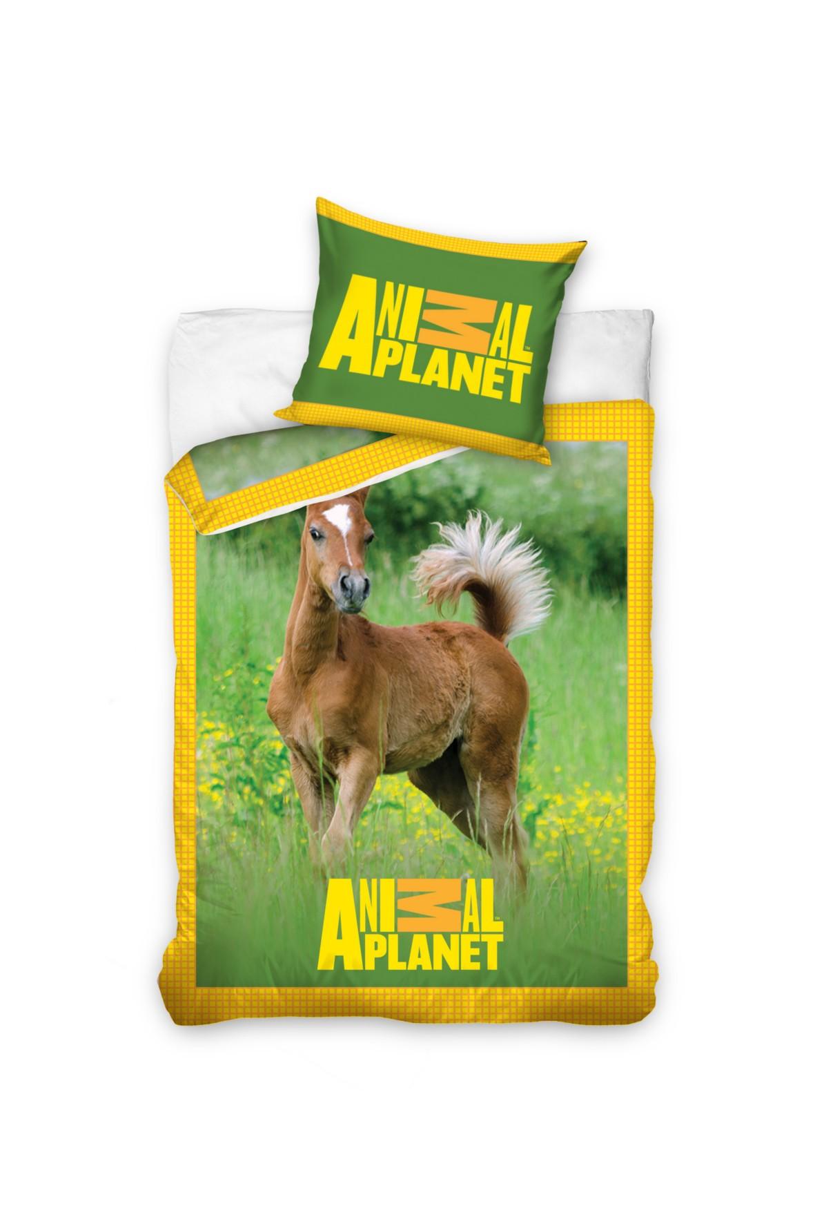 Pościel Animal Planet 160x200 cm