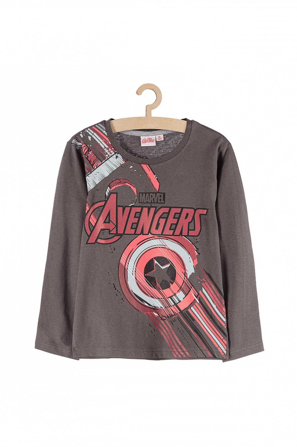 Bluzka chłopięca Avengers