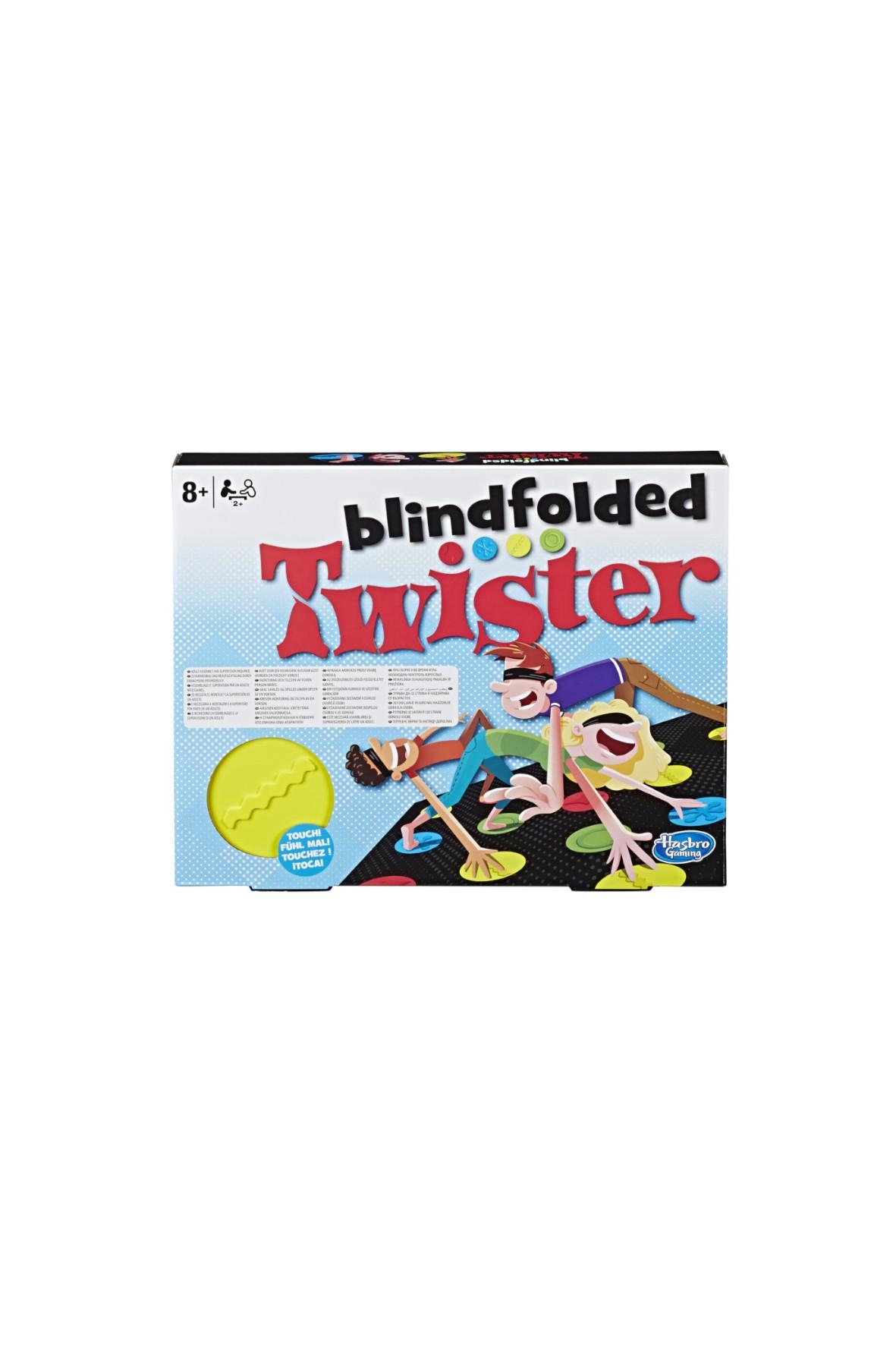"Gra ""Blindfolded twister"" 8+"