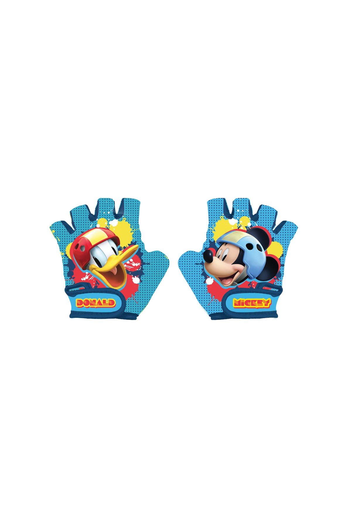 Rękawiczki rowerowe Myszka Miki