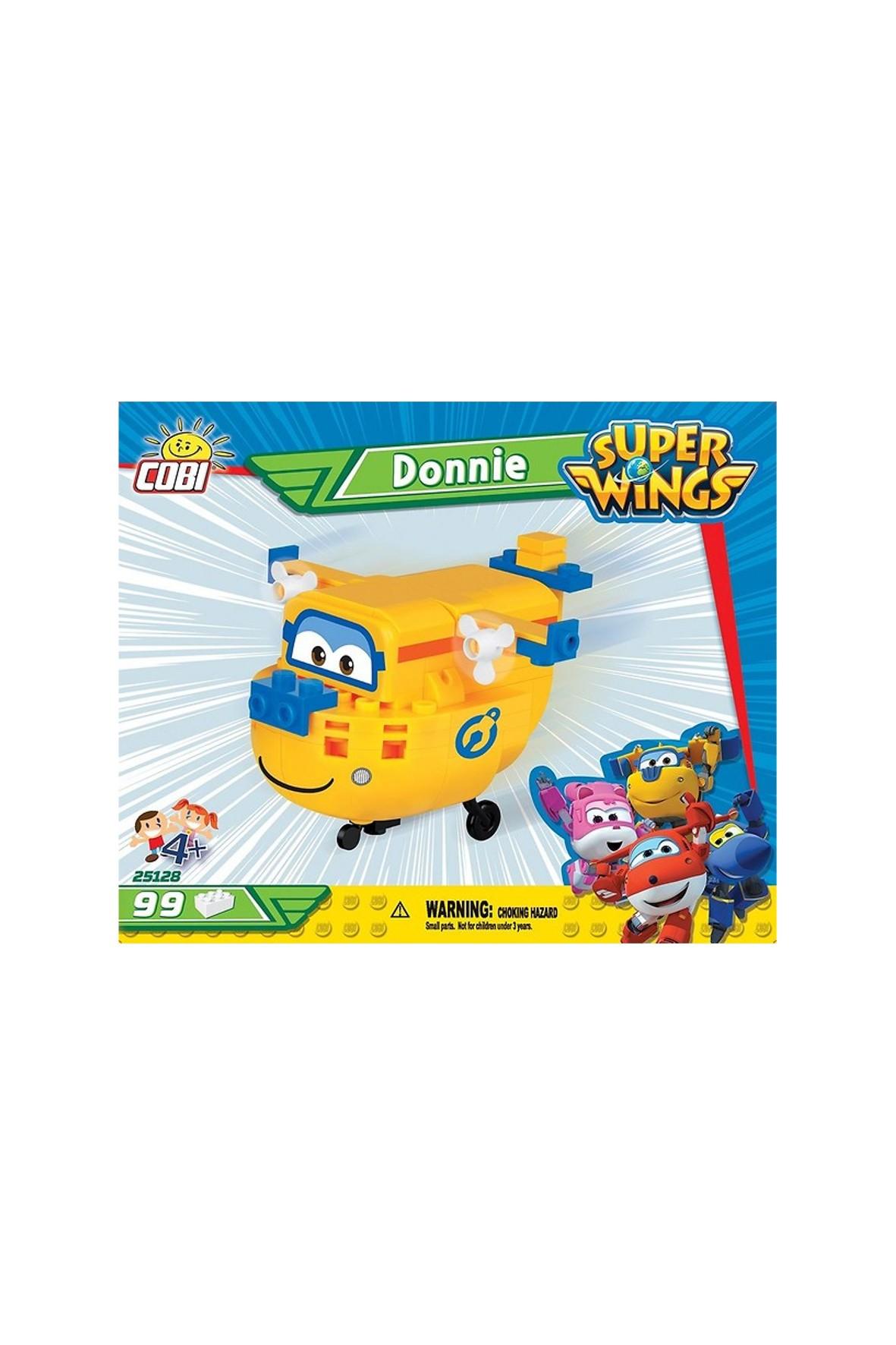Klocki COBI Super Wings Śrubek