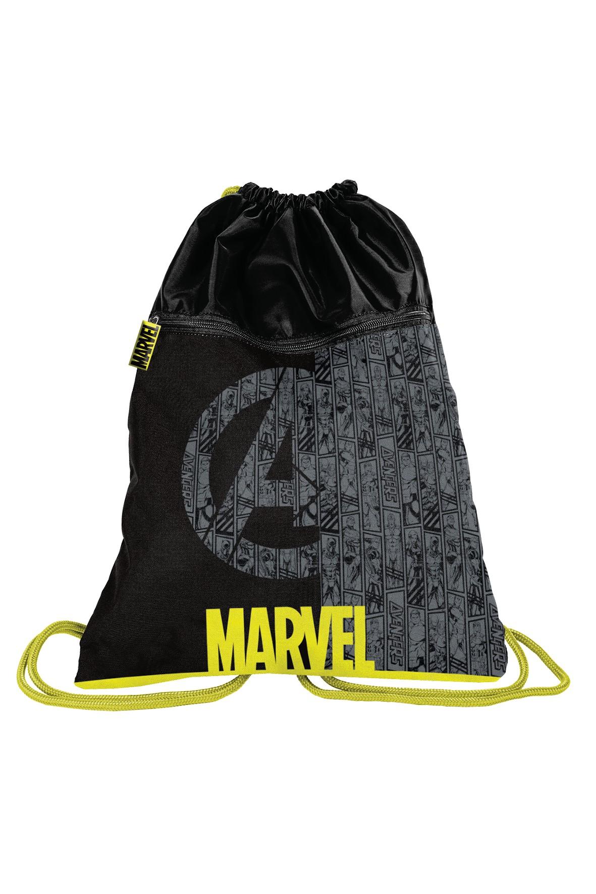 Worek na buty z kieszonką- premium Marvel