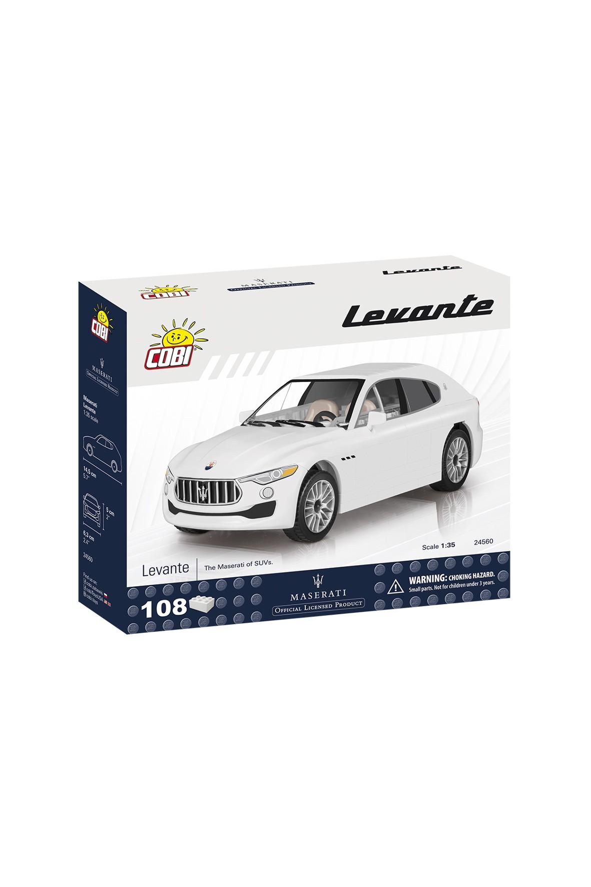 Klocki COBI Maserati Levante 108el