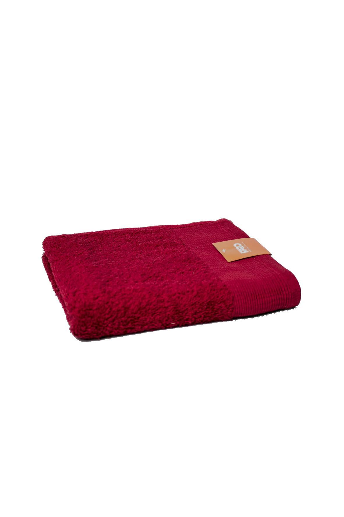 Ręcznik Aqua Frotte Bordo 70x140 cm