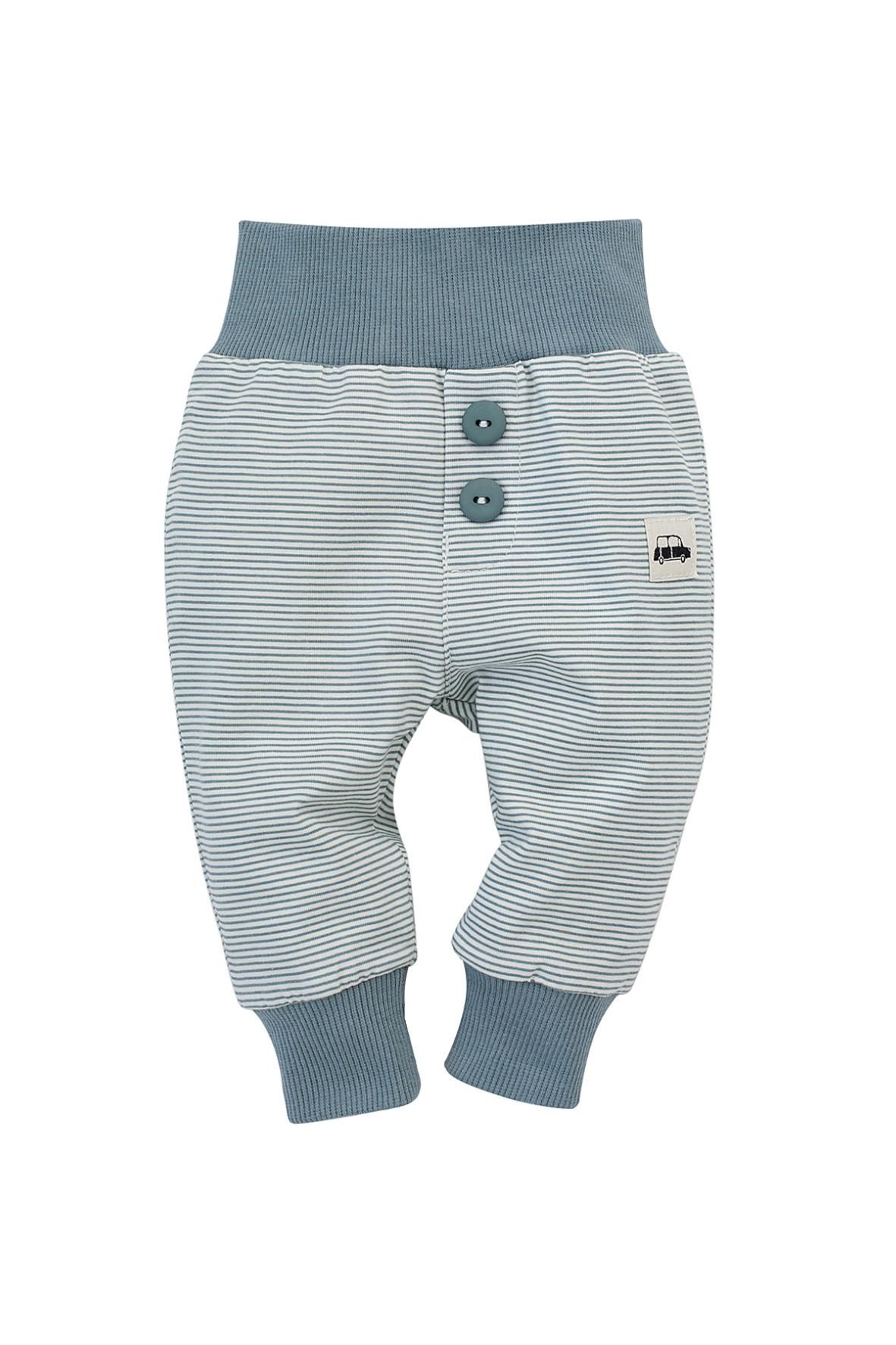 Spodnie dresowe niemowlęce  Little Car