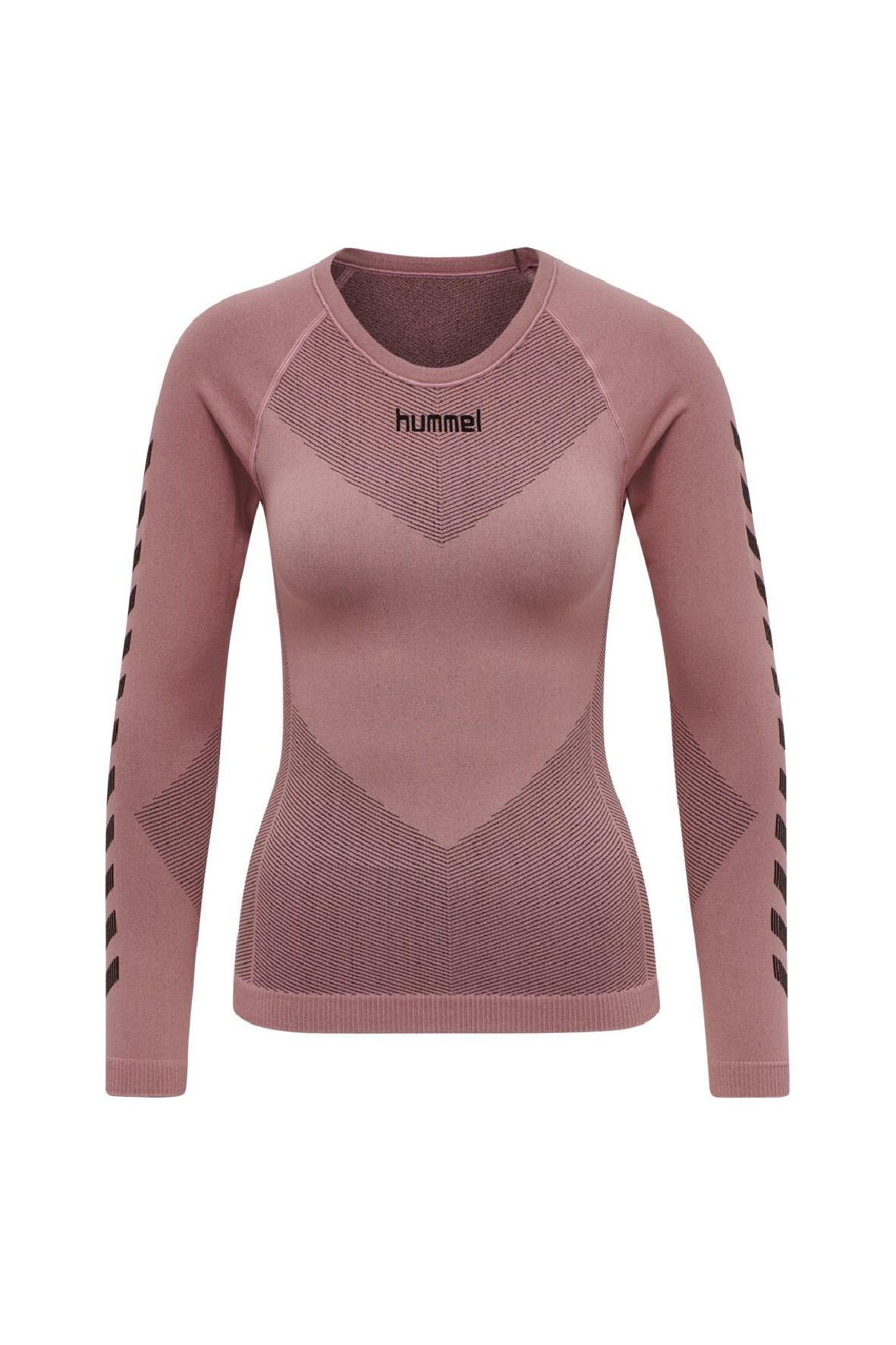 Bezszwowa bluzka damska sportowa Hummel