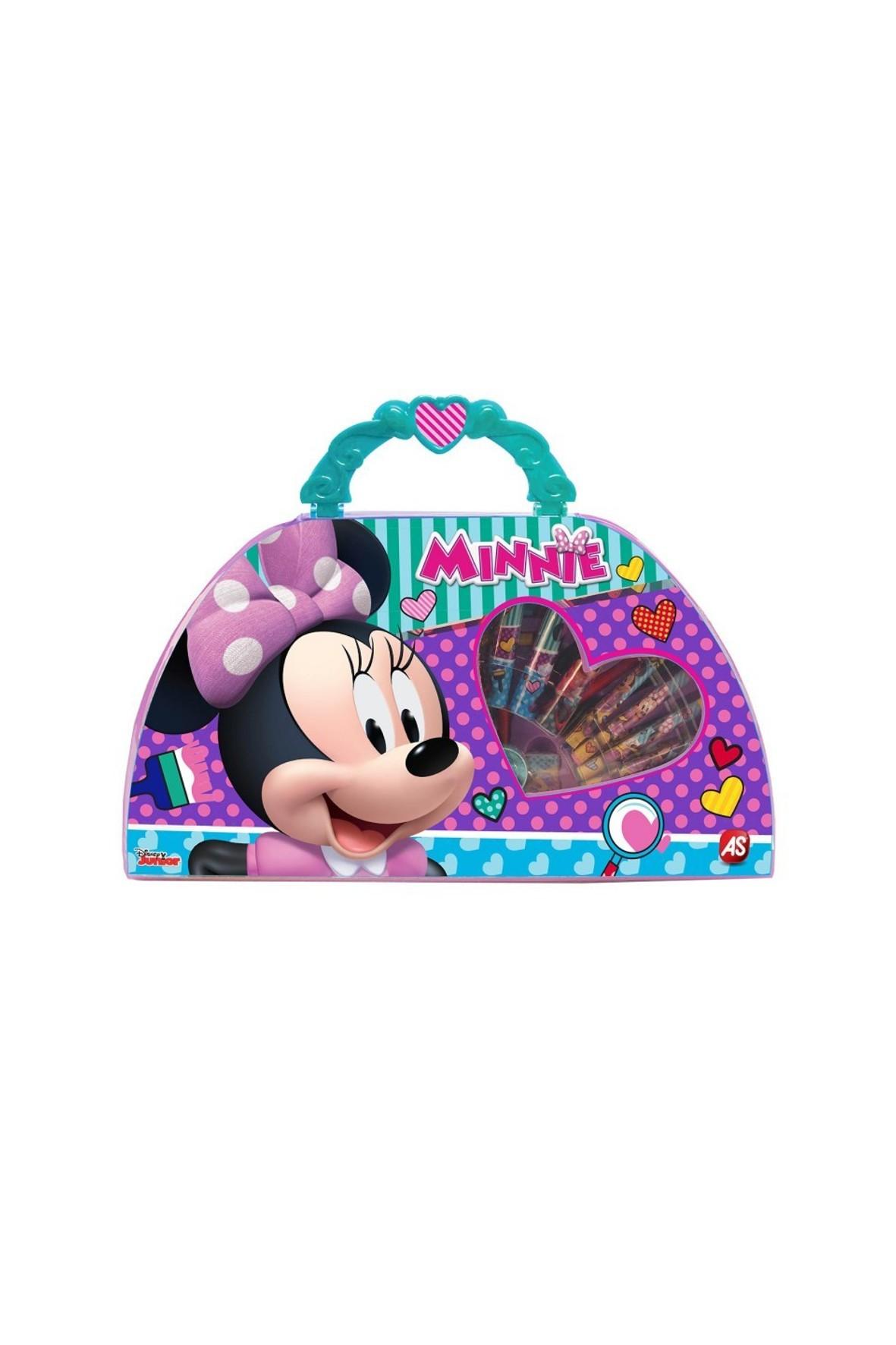Zestaw do malowania z walizką Minnie