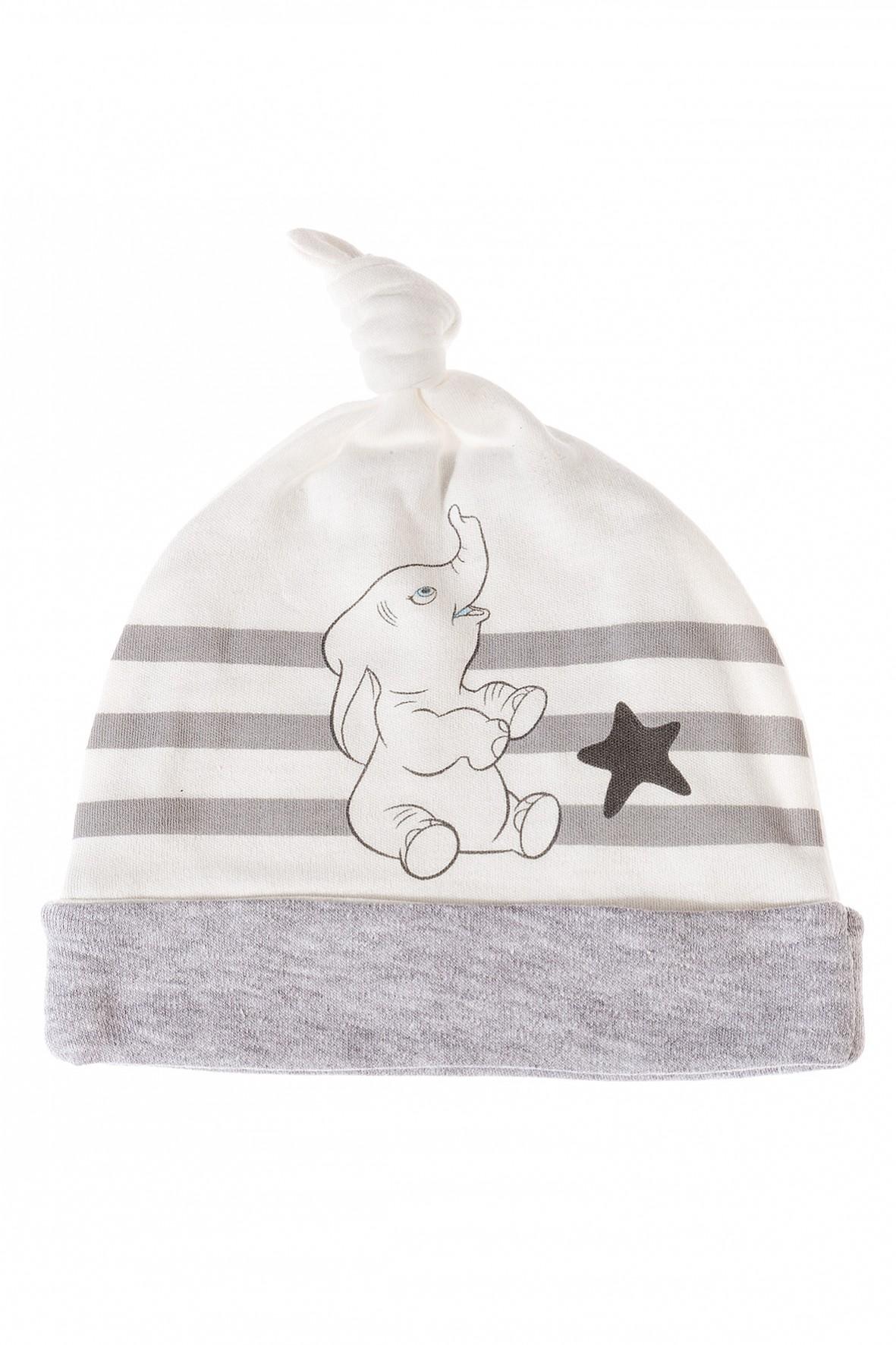 Czapka niemowlęca Dumbo bawełna 5W3536