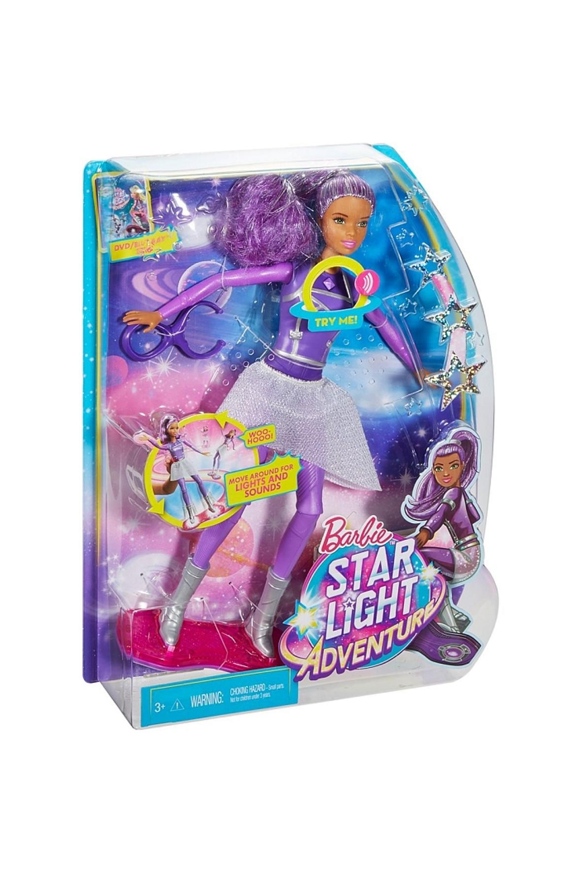 Lalka Barbie Gwiezdna Surferka