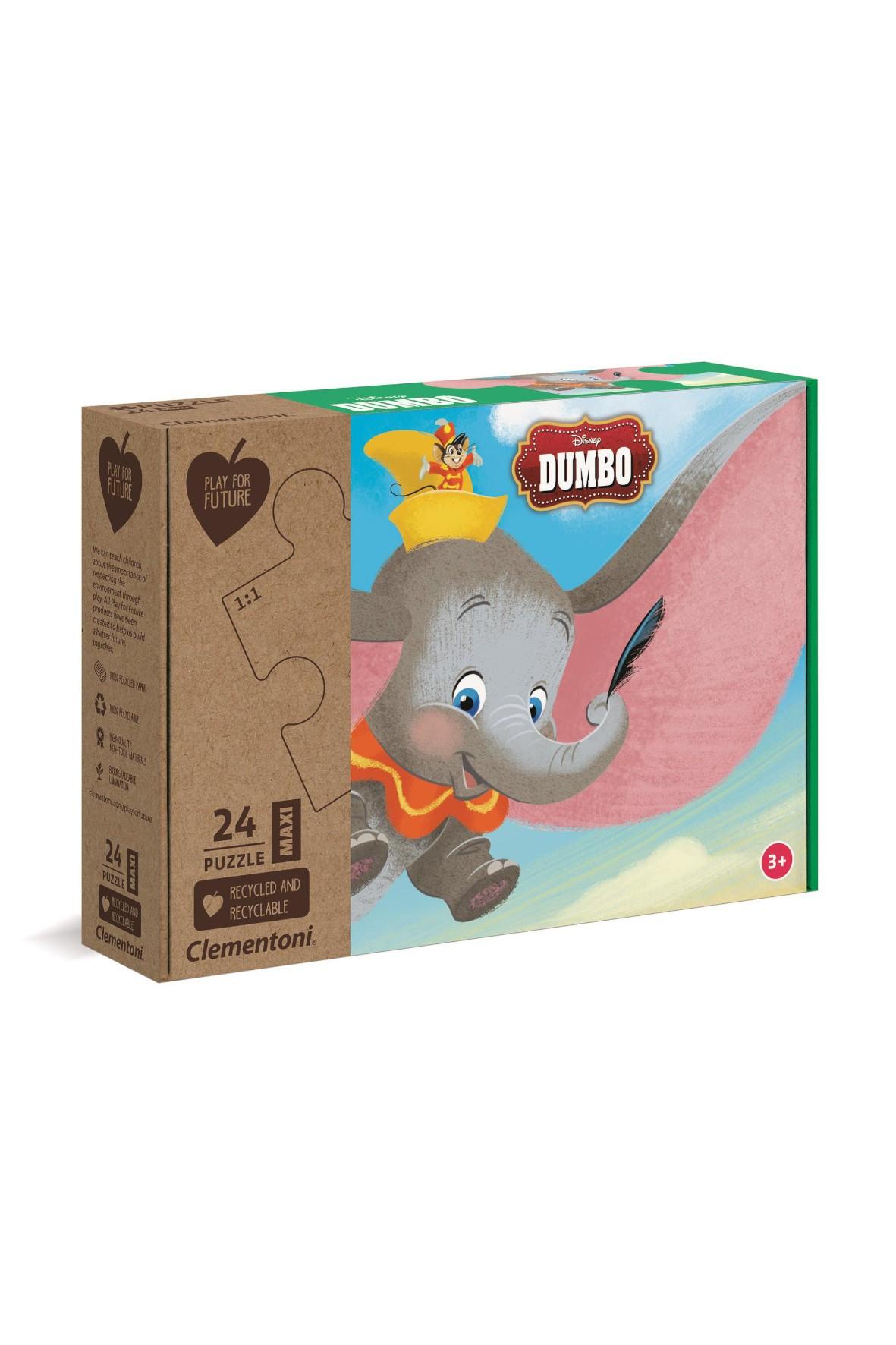 Puzzle Dumbo - 24 el wiek 3+