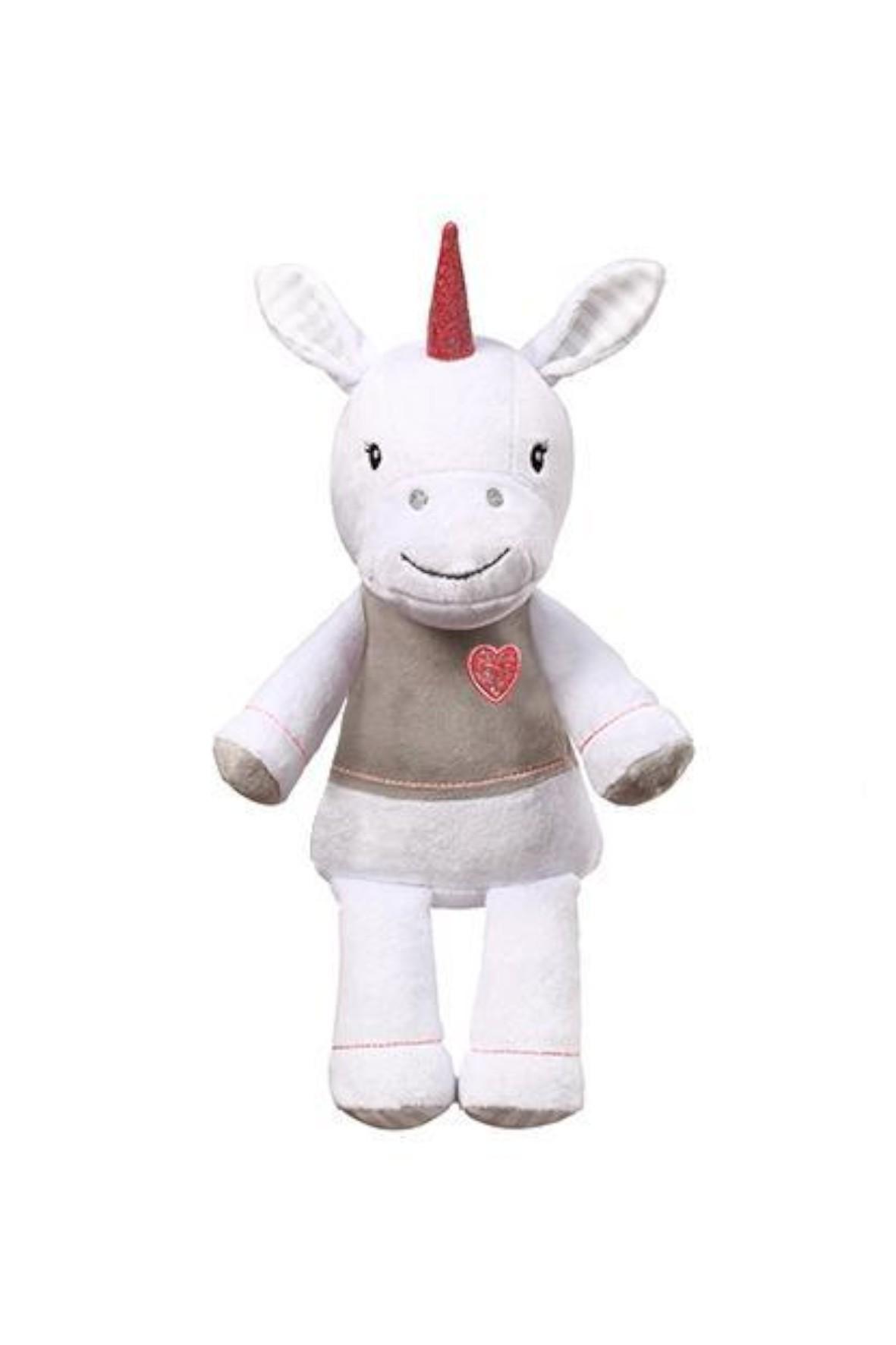 Przytulanka z grzechotką Unicorn Lucky duży 61cm