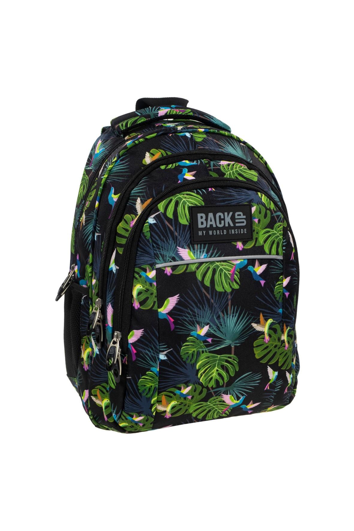Plecak szkolny dla dziewczynki