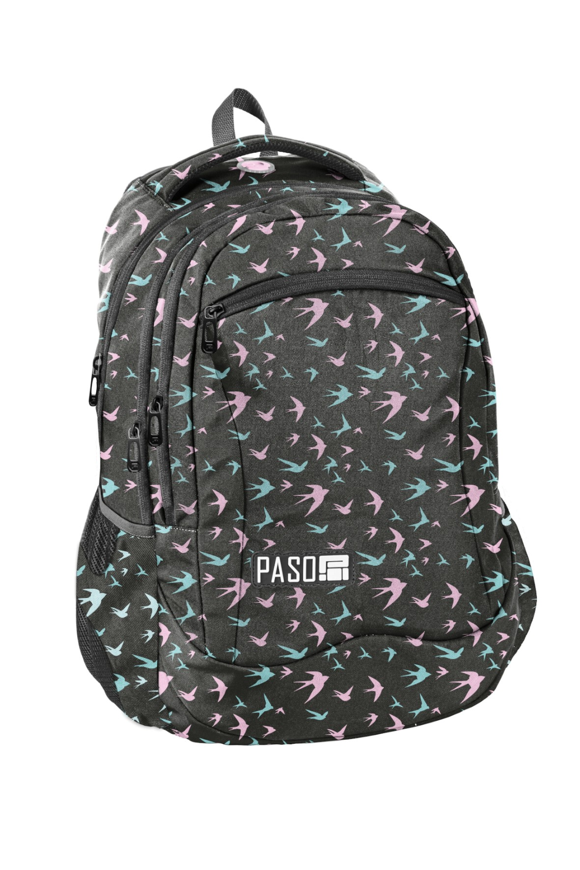 Plecak młodzieżowy PASO czarny