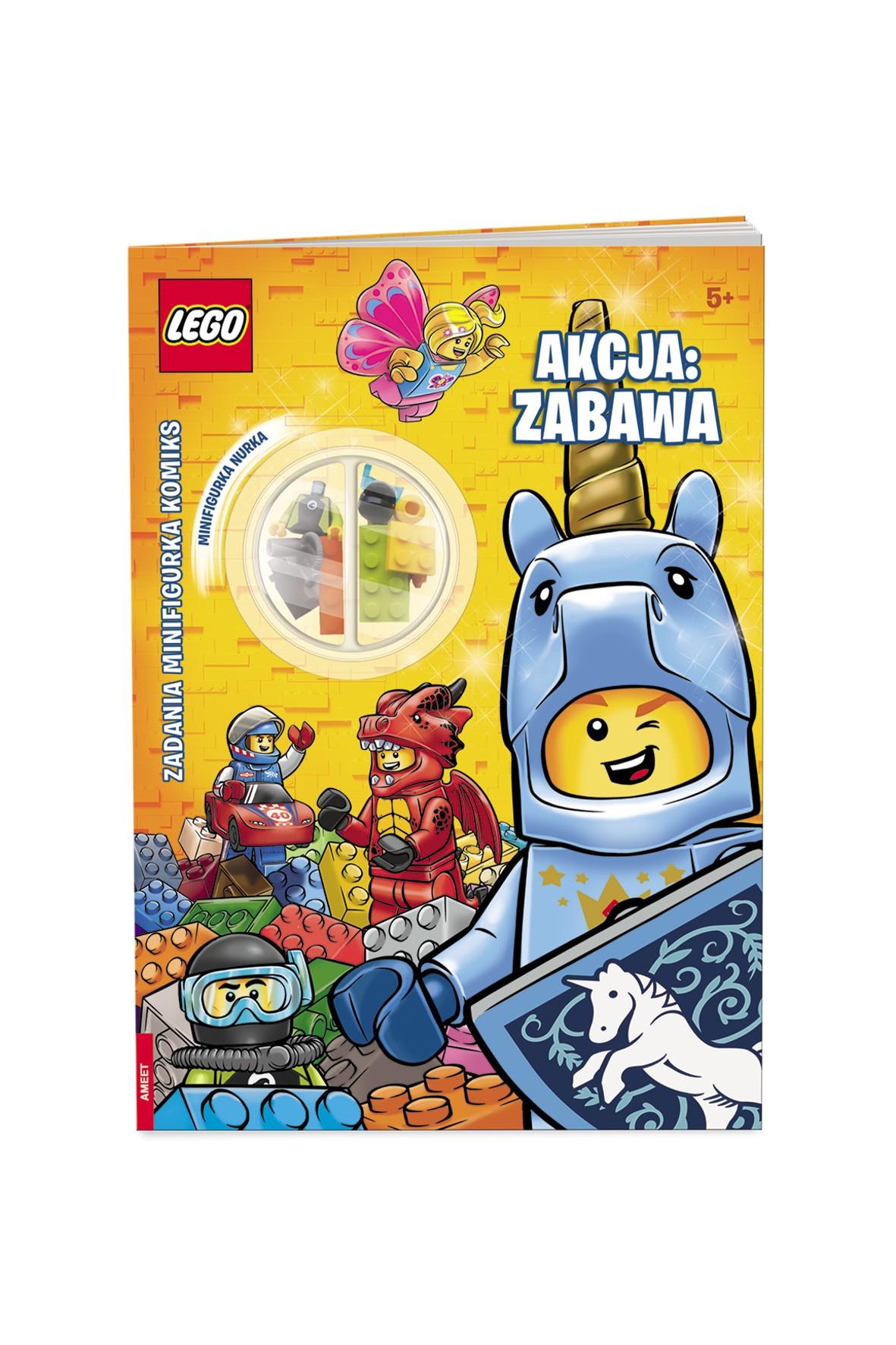 Lego Mixed Themes. Akcja: Zabawa