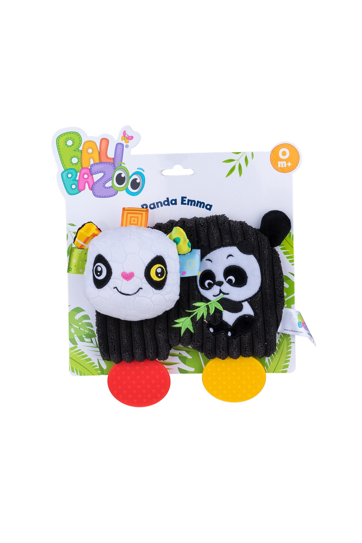 Gryzak-grzechotka Panda Emma