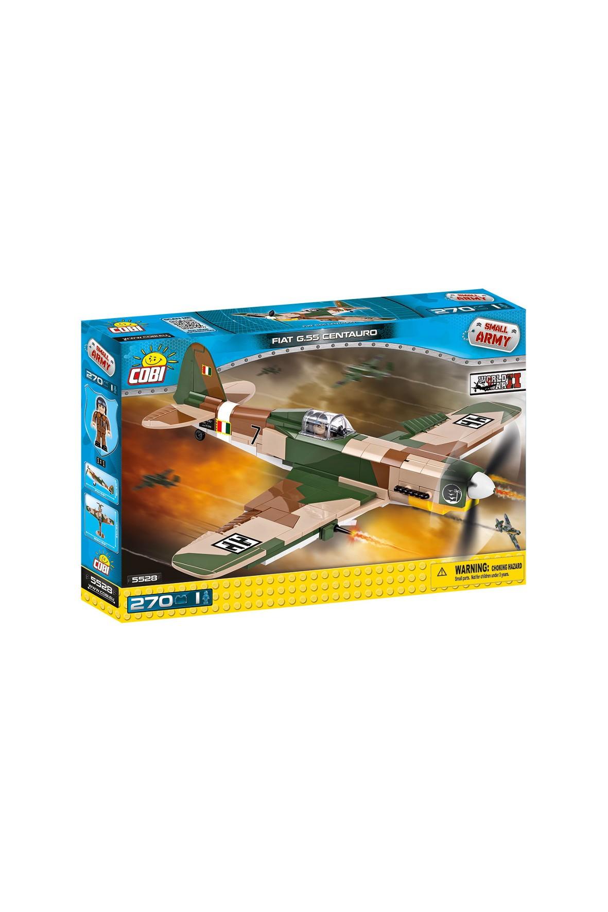 Klocki COBI Włoski myśliwiec 270el