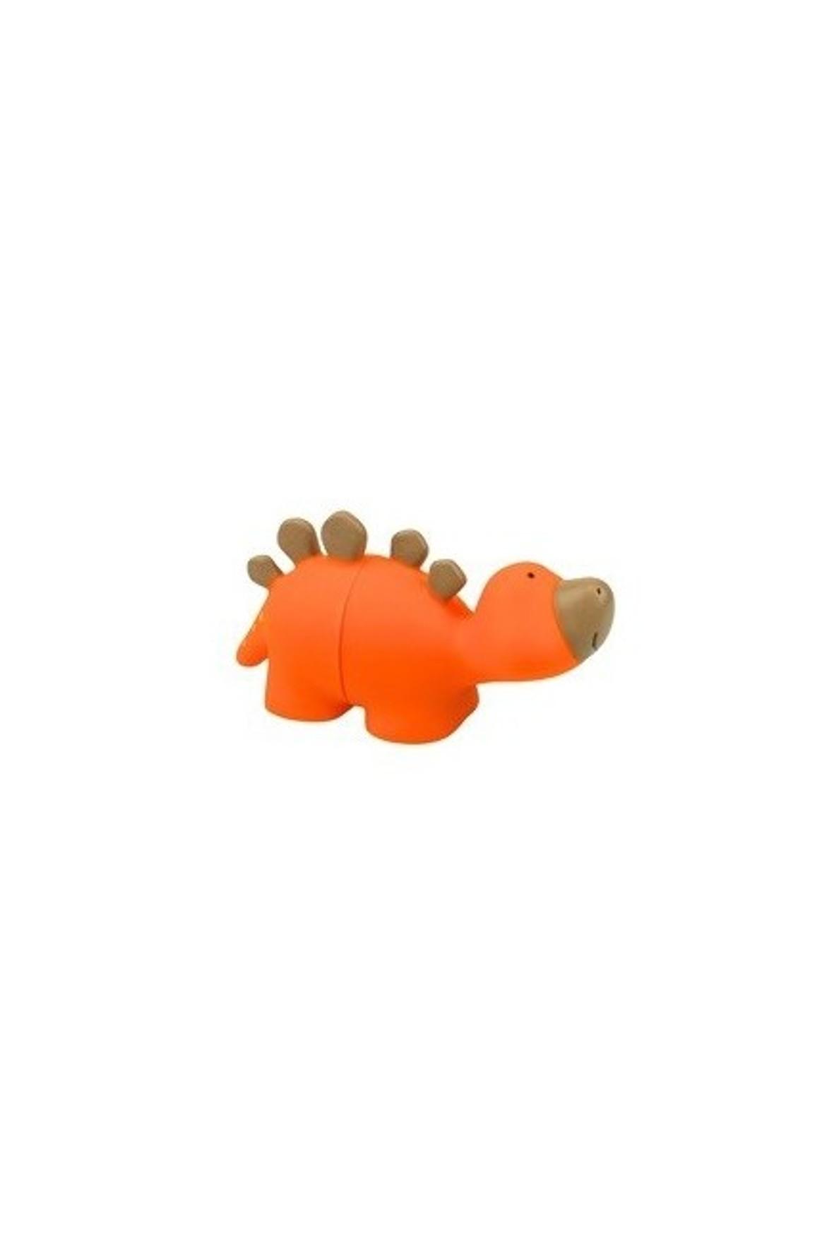 Klocki Popboblocs - dinozaur pomarańczowy
