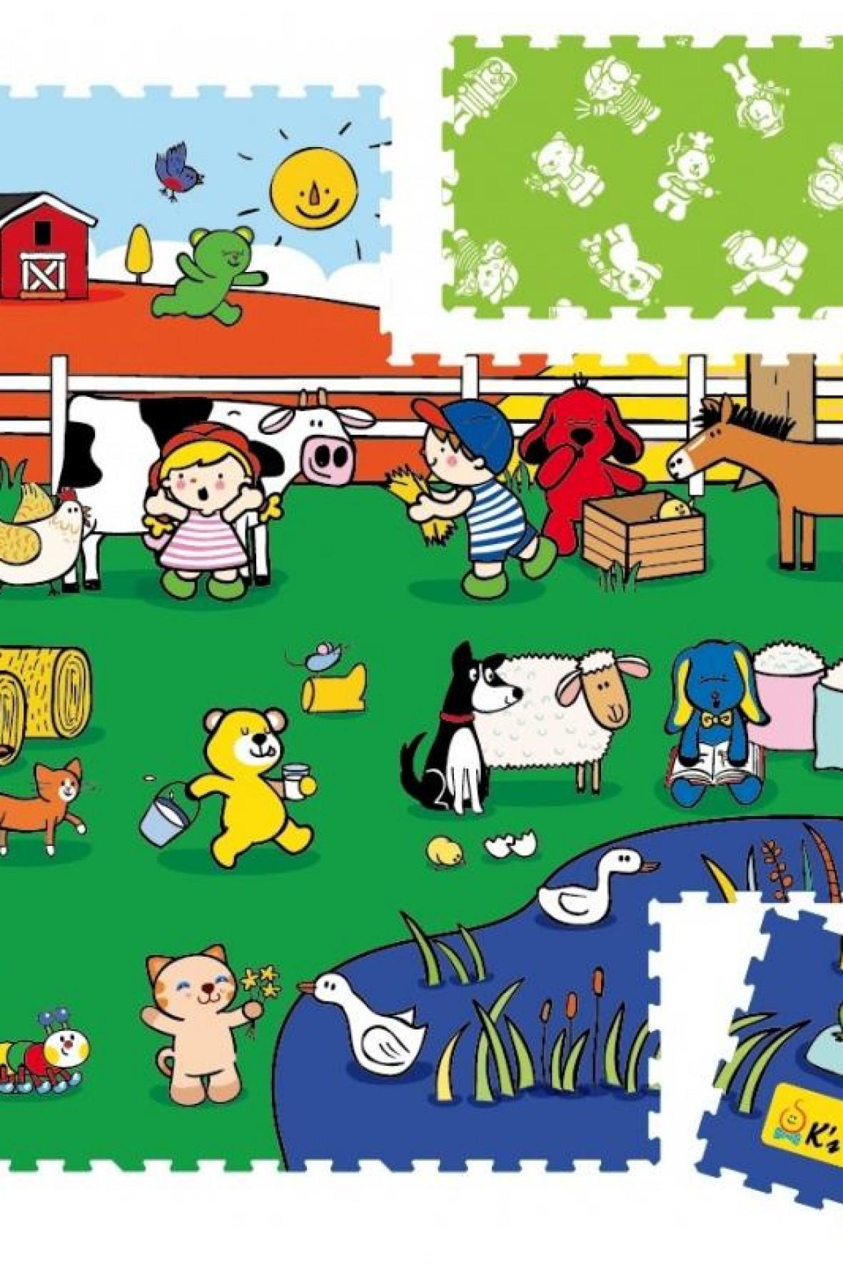 Mata puzzle - Farma
