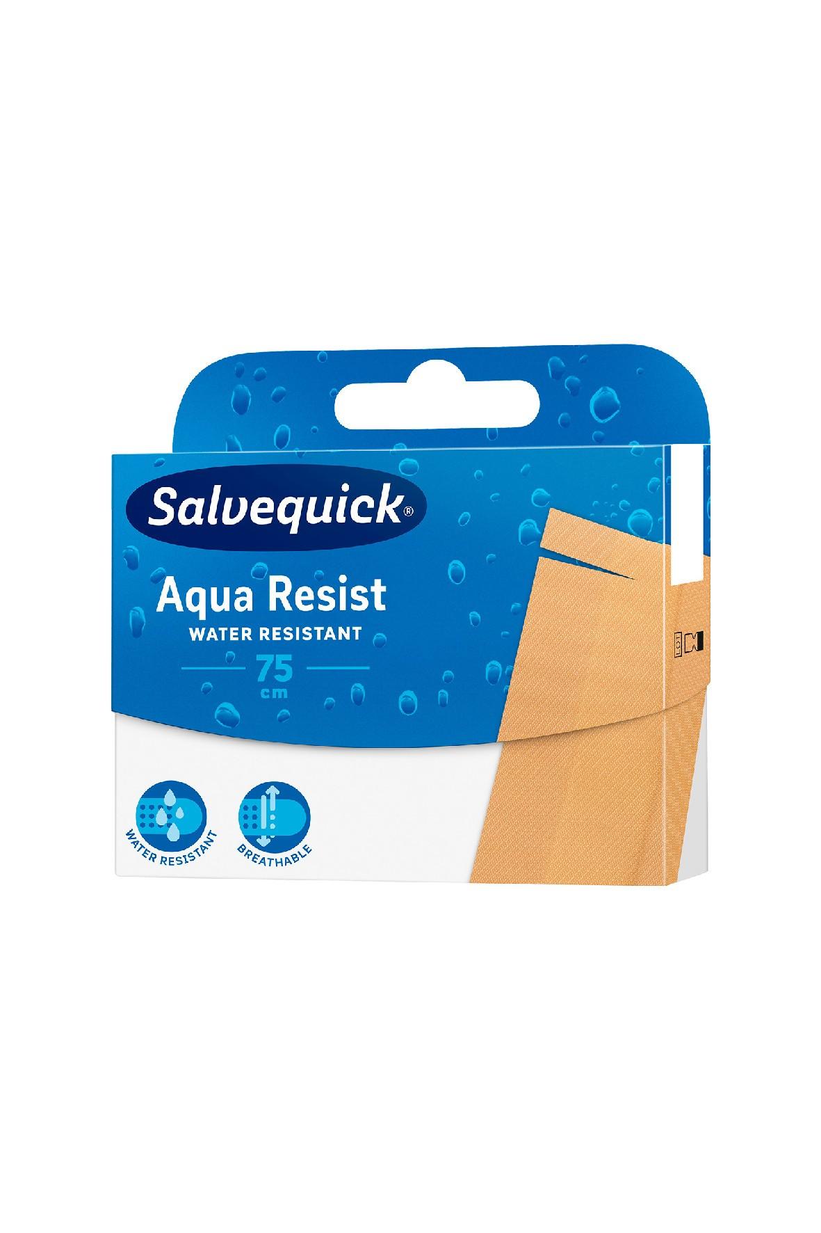 Salvequick Aqua Resist plastry do cięcia 75cm