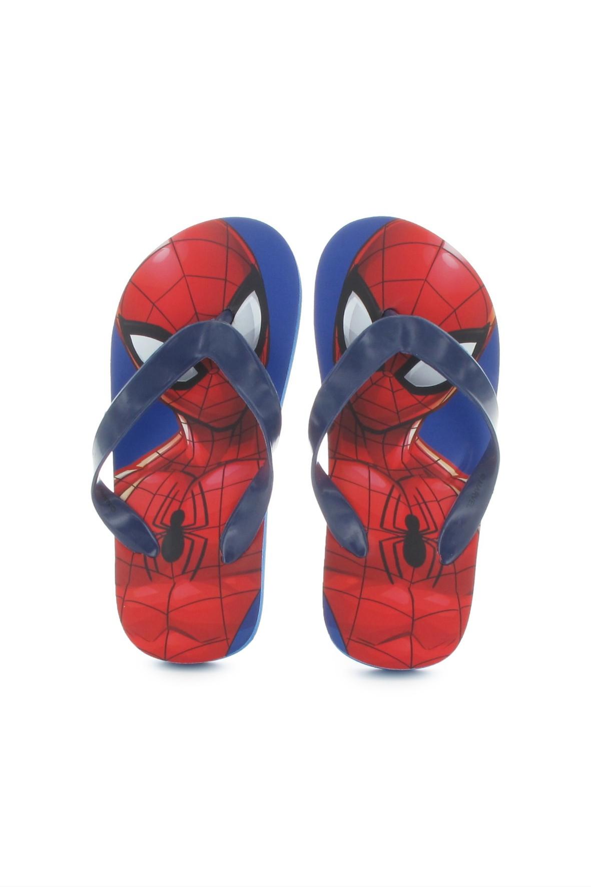Klapki japonki chłopięce Spiderman