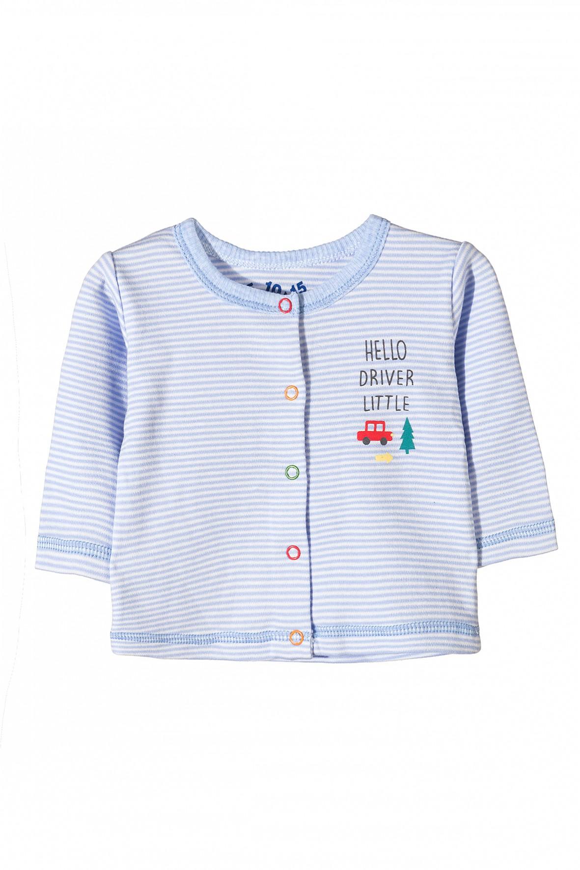 Kaftanik niemowlęcy 100% bawełna